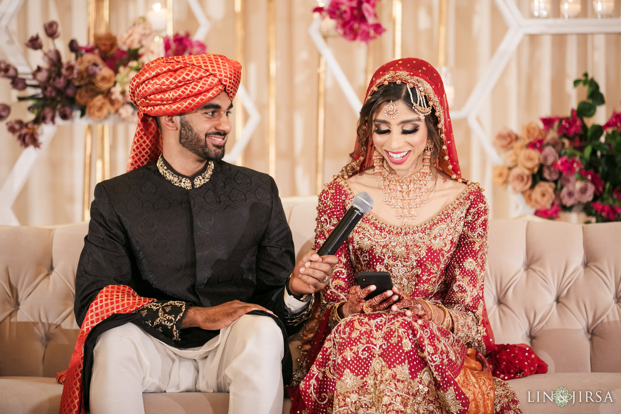 44 Hyatt Regency Garden Grove Pakistani Muslim Wedding Photography