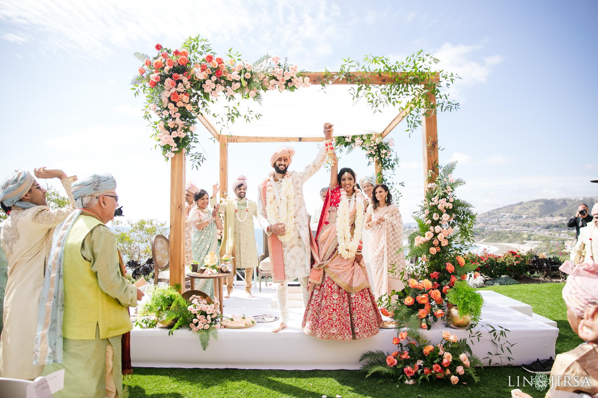44 Ritz Carlton Laguna Niguel Indian Wedding Photography
