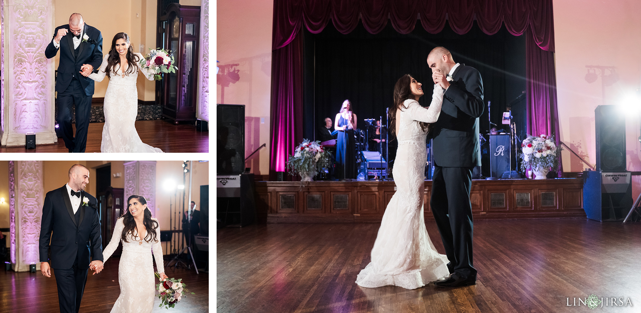 44 The Ebell Los Angeles Multicultural Wedding Photography
