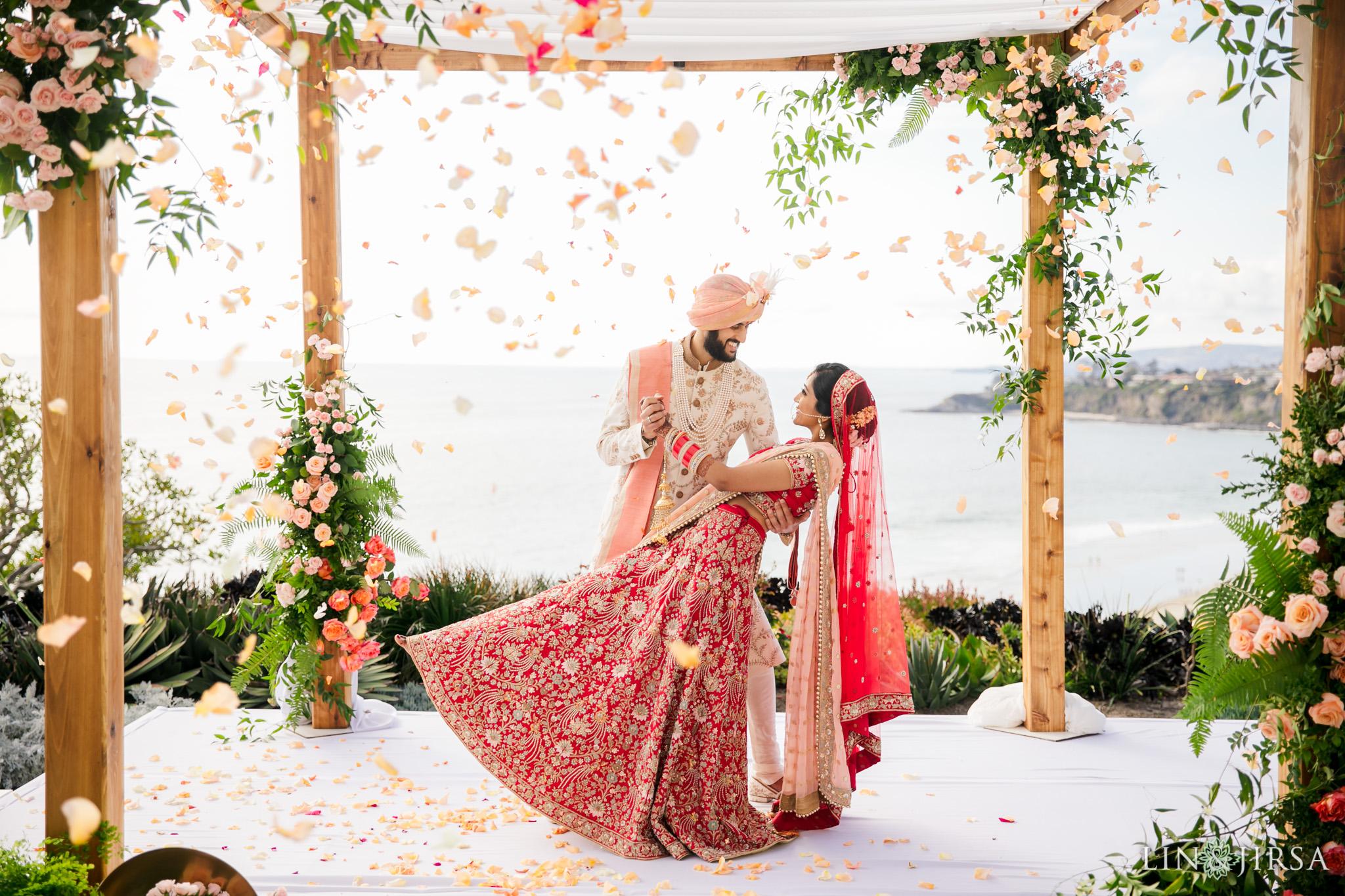 46 Ritz Carlton Laguna Niguel Indian Wedding Photography