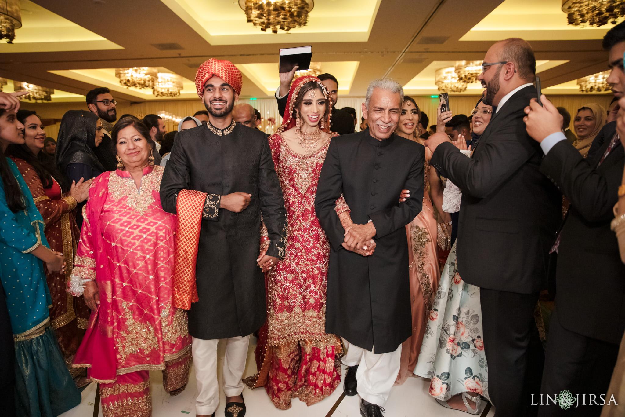 49 Hyatt Regency Garden Grove Pakistani Muslim Wedding Photography