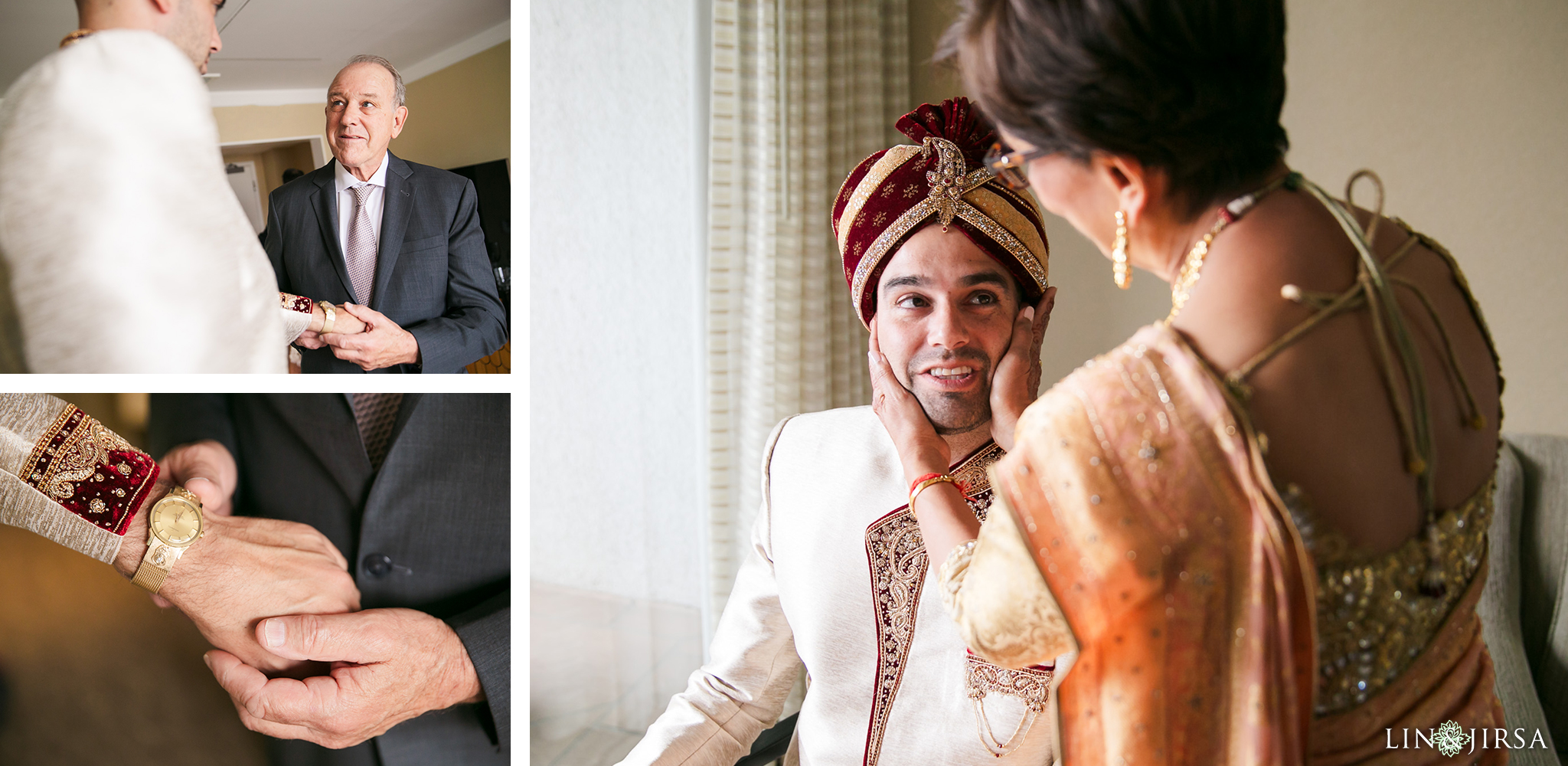 5 The Ebell Los Angeles Groom Indian Wedding Photography