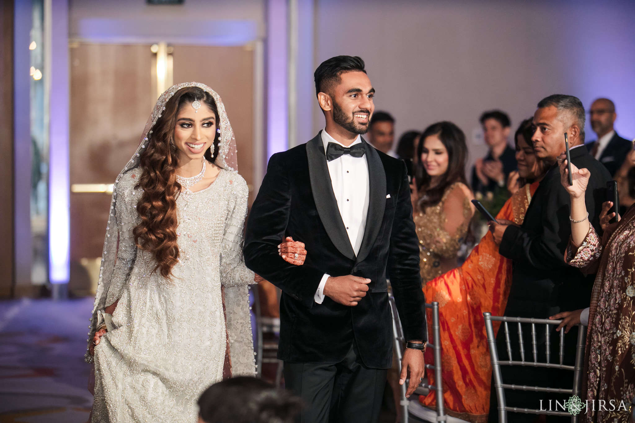 6 Hyatt Regency Garden Grove Pakistani Muslim Wedding Photographer
