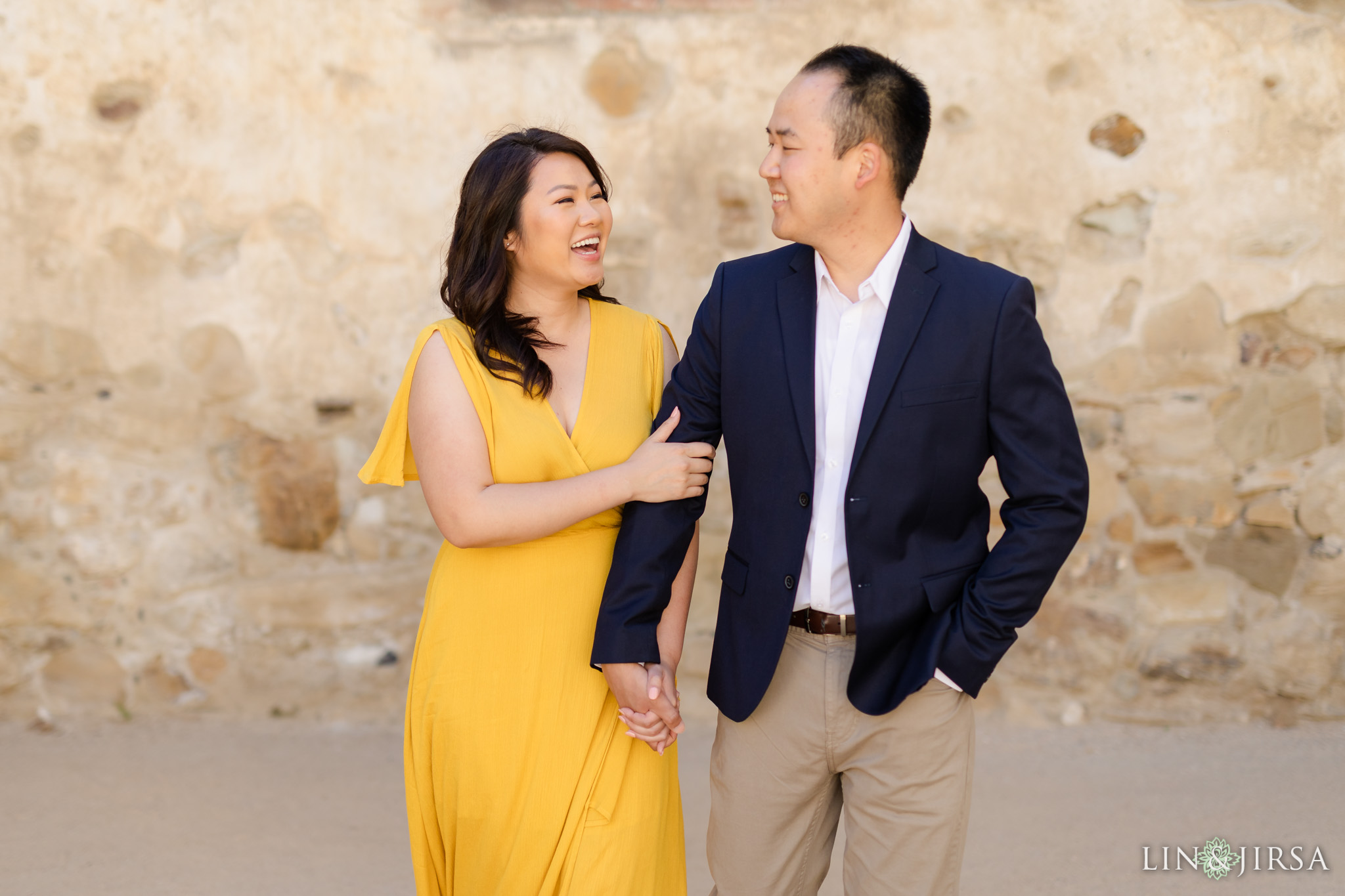 6 Mission San Juan Capistrano Engagement Photography