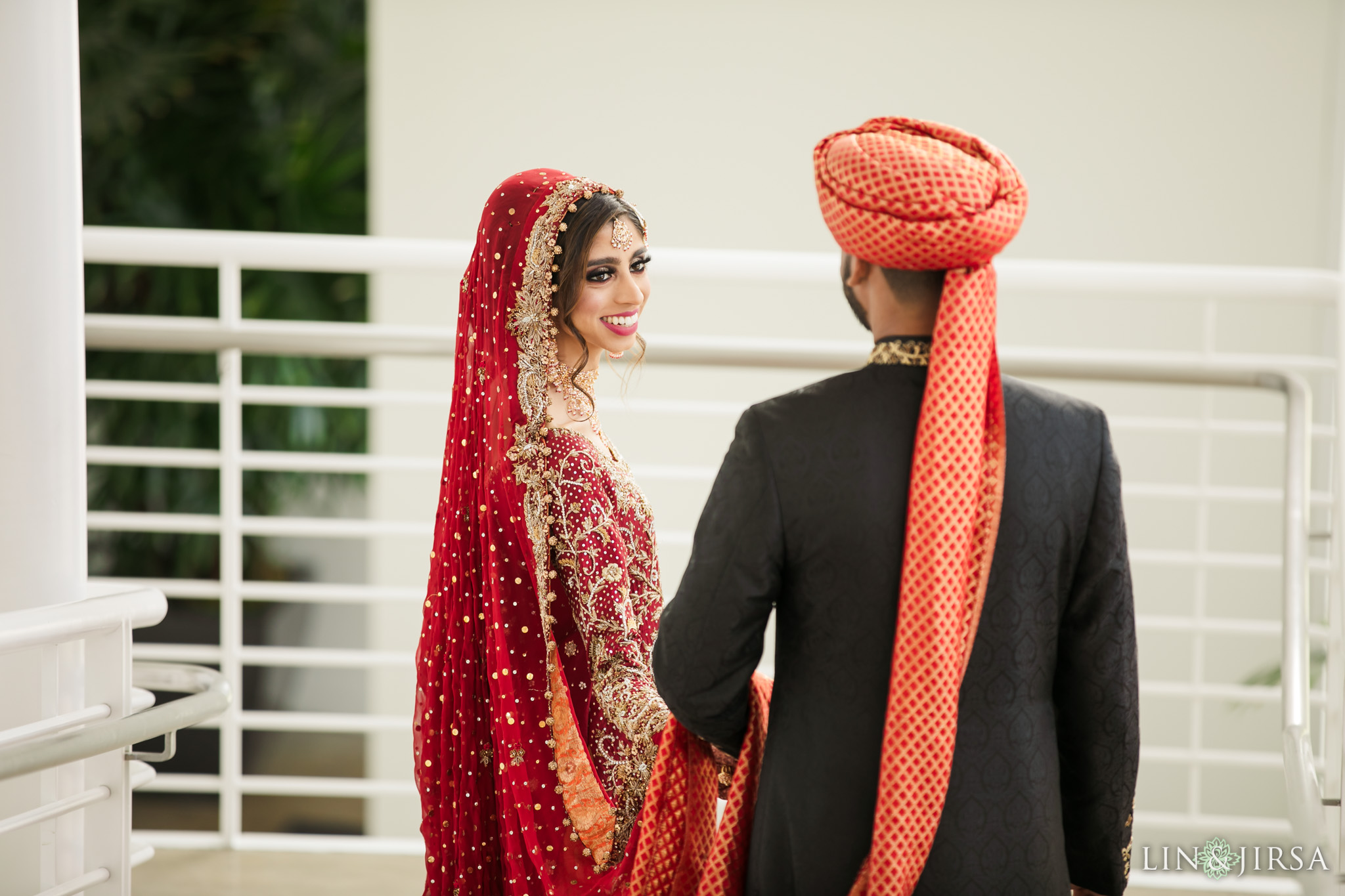 8 Hyatt Regency Garden Grove Pakistani Muslim Wedding Photographer