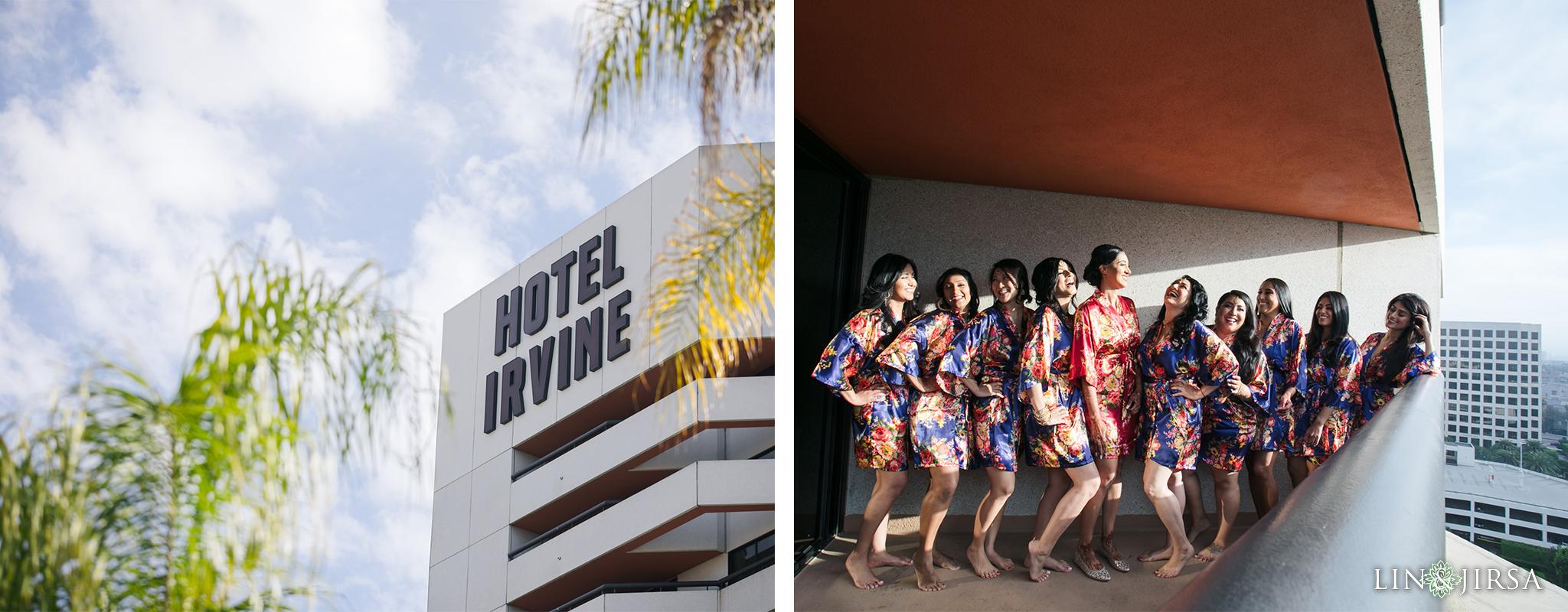 zmsantos Hotel Irvine Punjabi Hindu Indian Wedding Photography