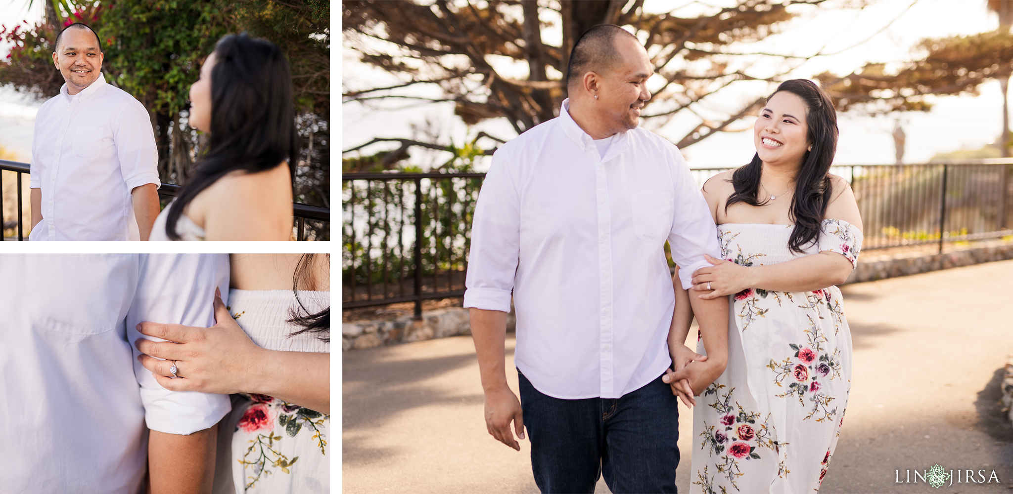 02 Heisler Park Orange County Engagement Photographer