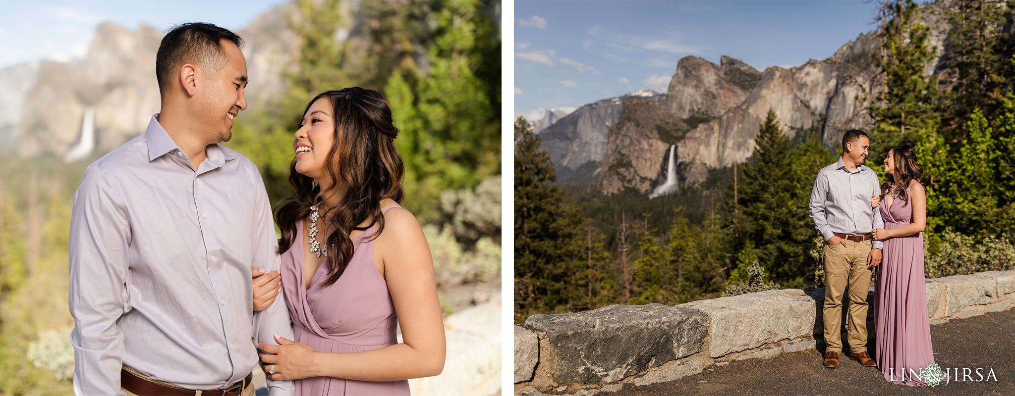 02 Yosemite National Park Travel Destination Engagement Photography