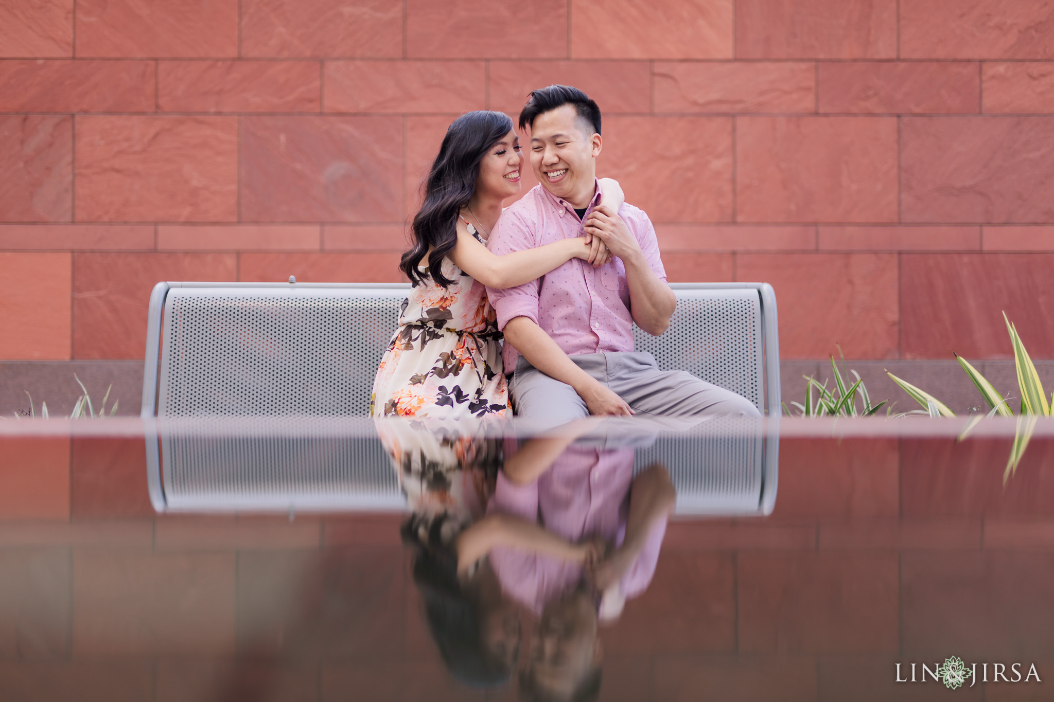 03 Downtown Los Angeles Engagement Photography