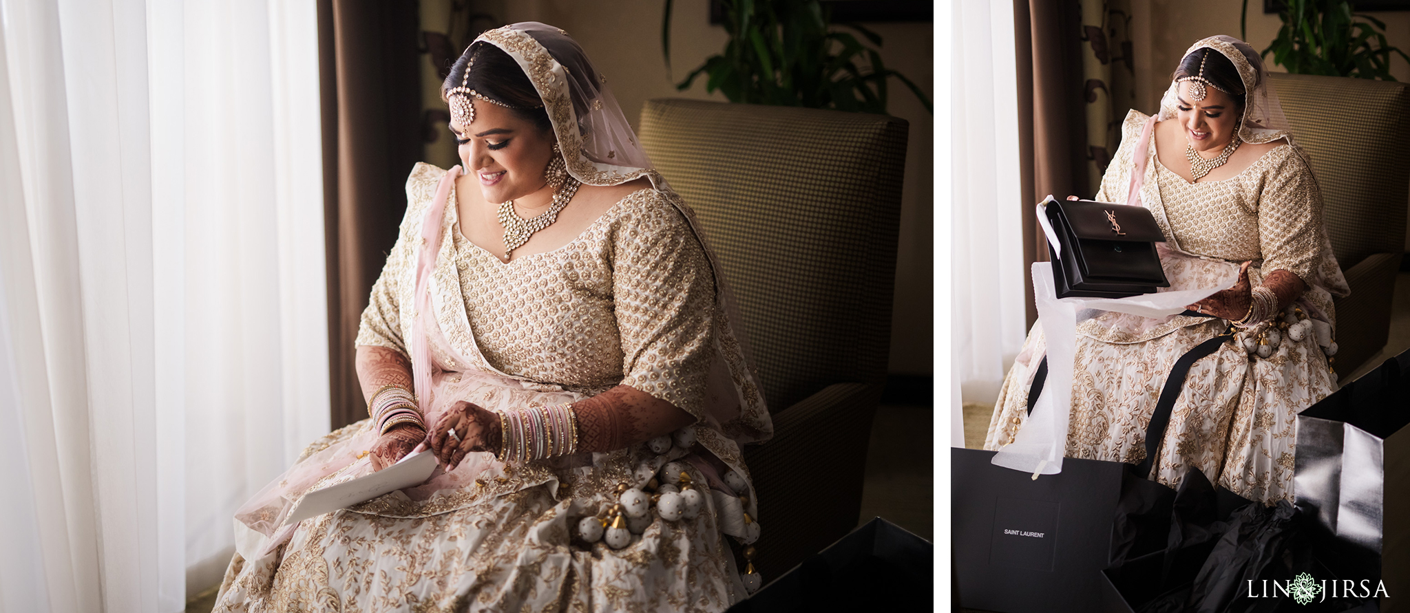 03 Hyatt Regency Orange County Indian Wedding Photography