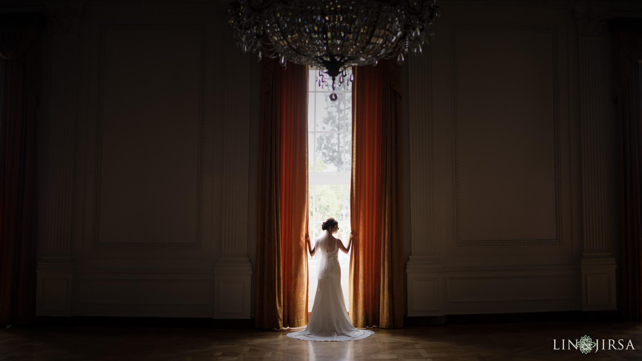 03 Richard Nixon Library Wedding Photographer