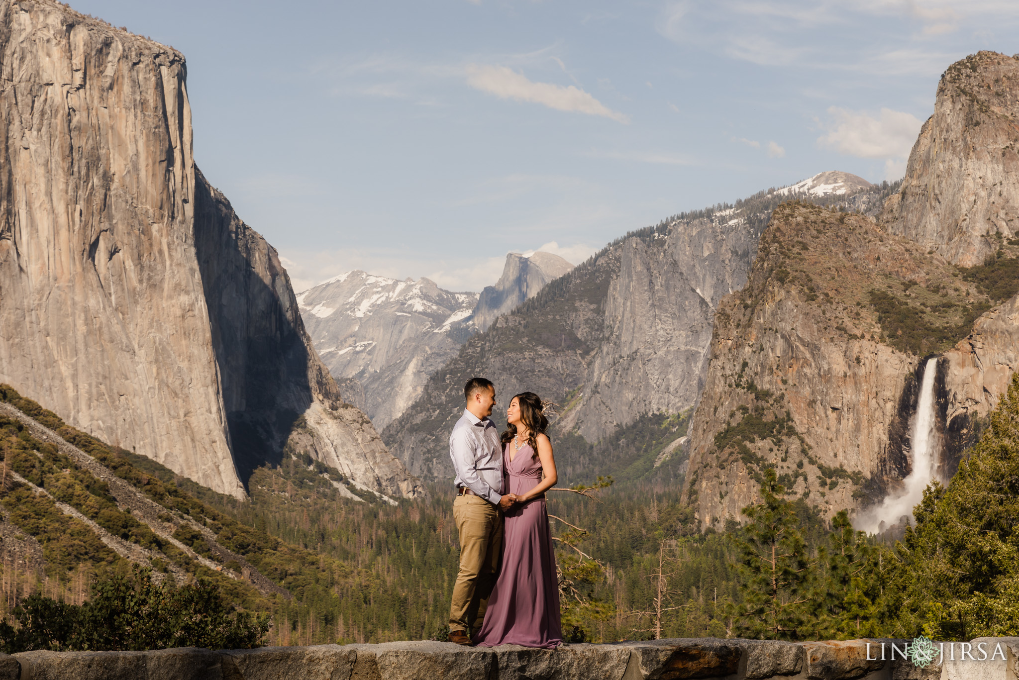 03 Yosemite El Capitan Half Dome Engagement Photography