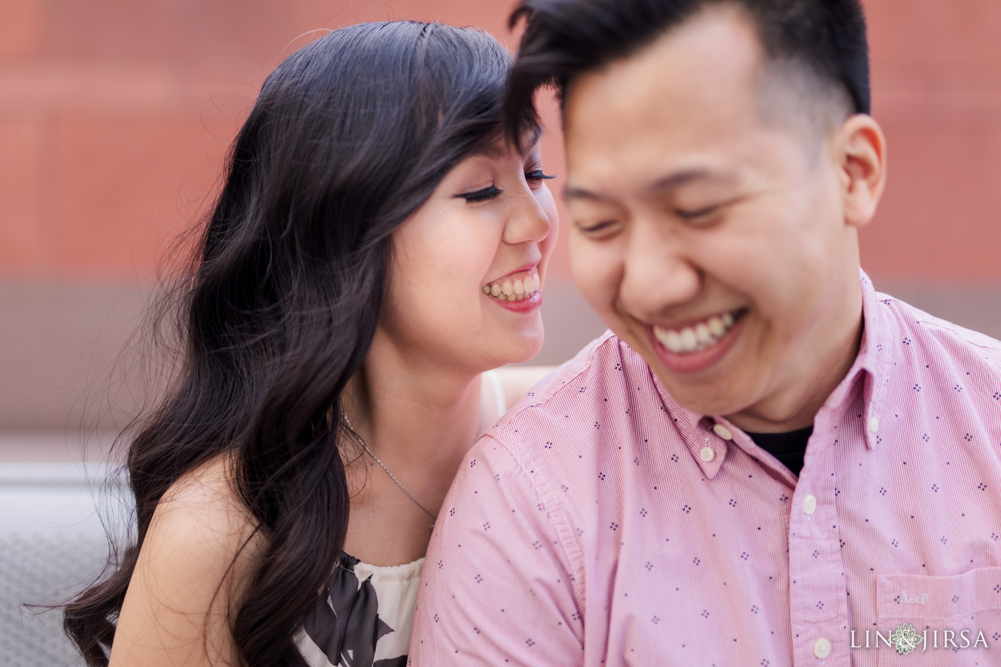 04 Downtown Los Angeles Engagement Photography