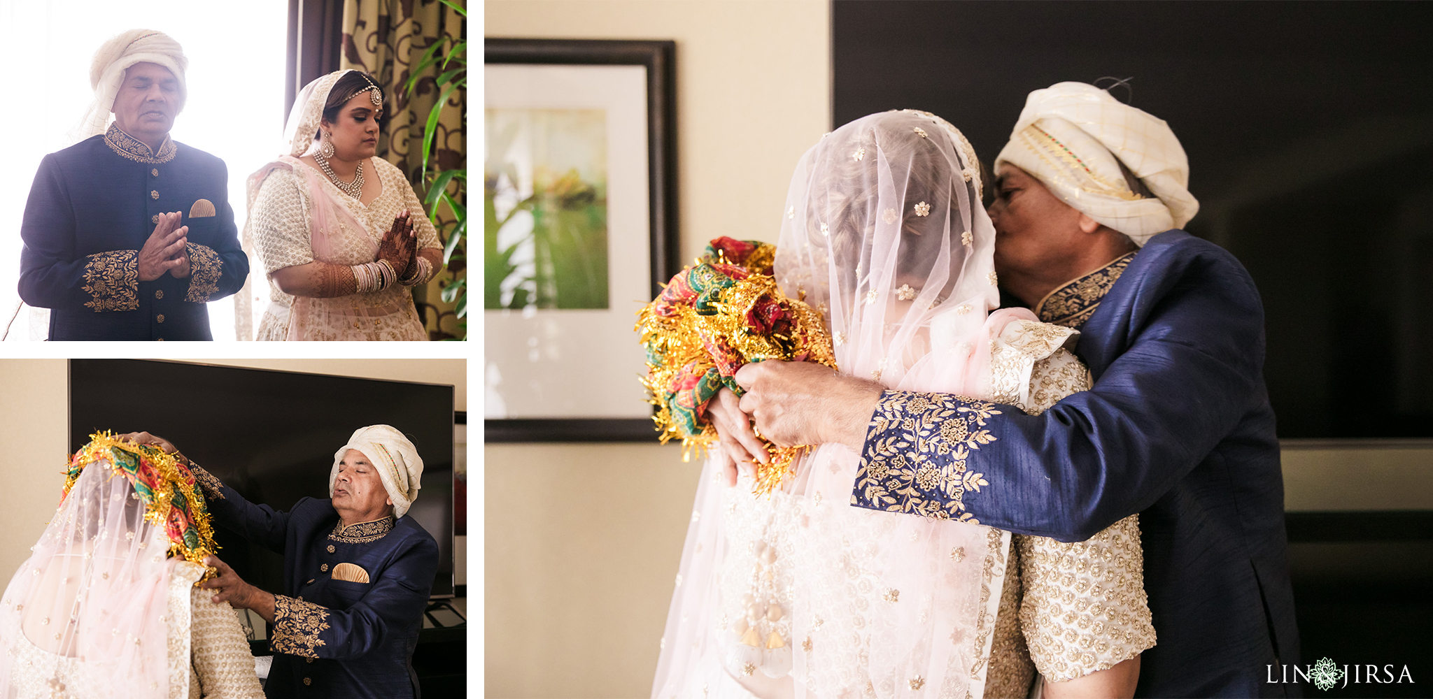 04 Hyatt Regency Orange County Indian Wedding Photography