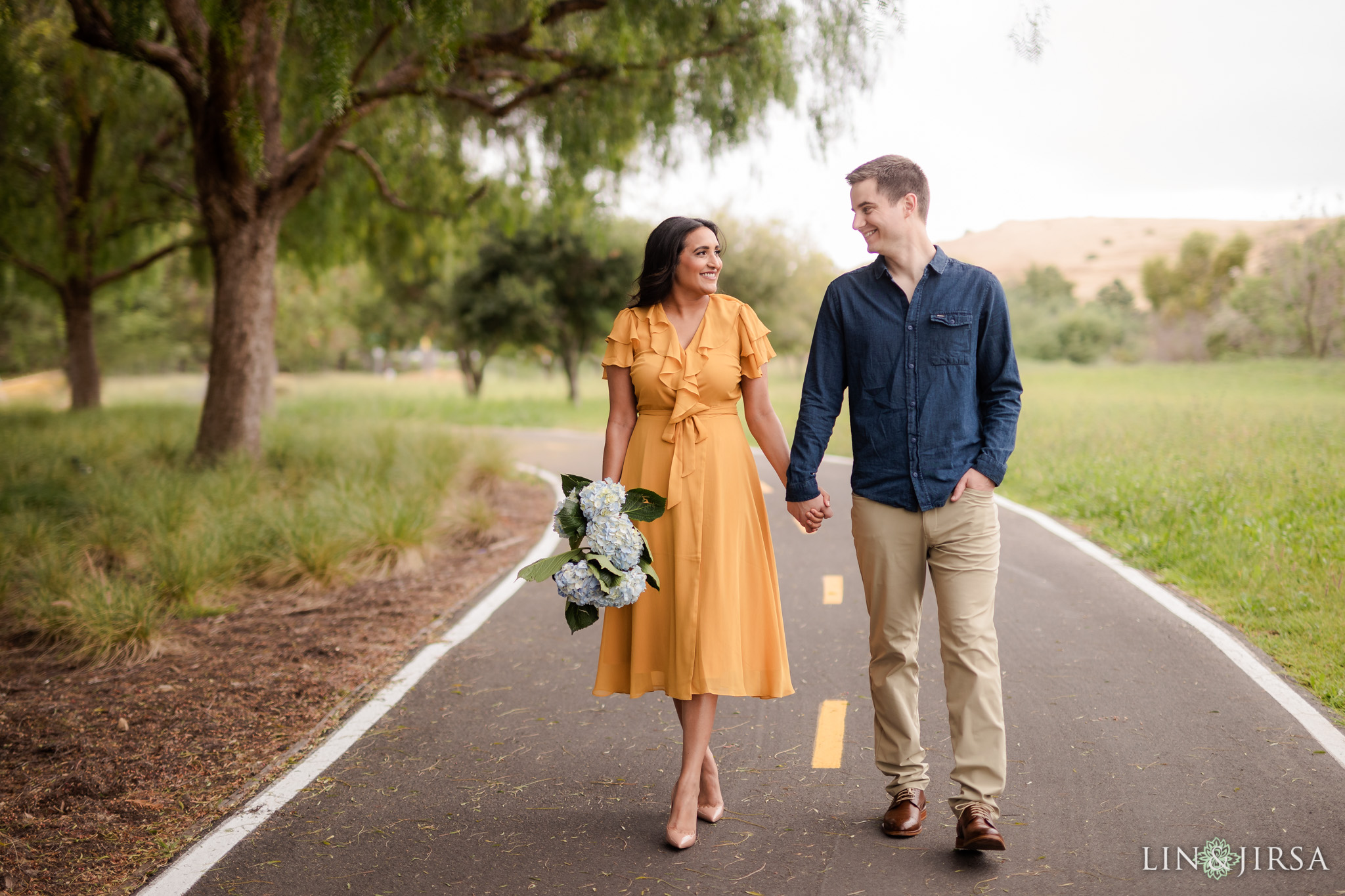 04 Jeffrey Open Space Orange County Engagement Photographer