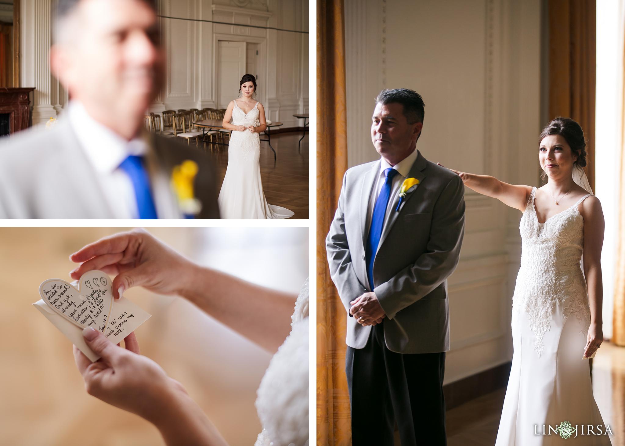 05 Richard Nixon Library Wedding Photographer