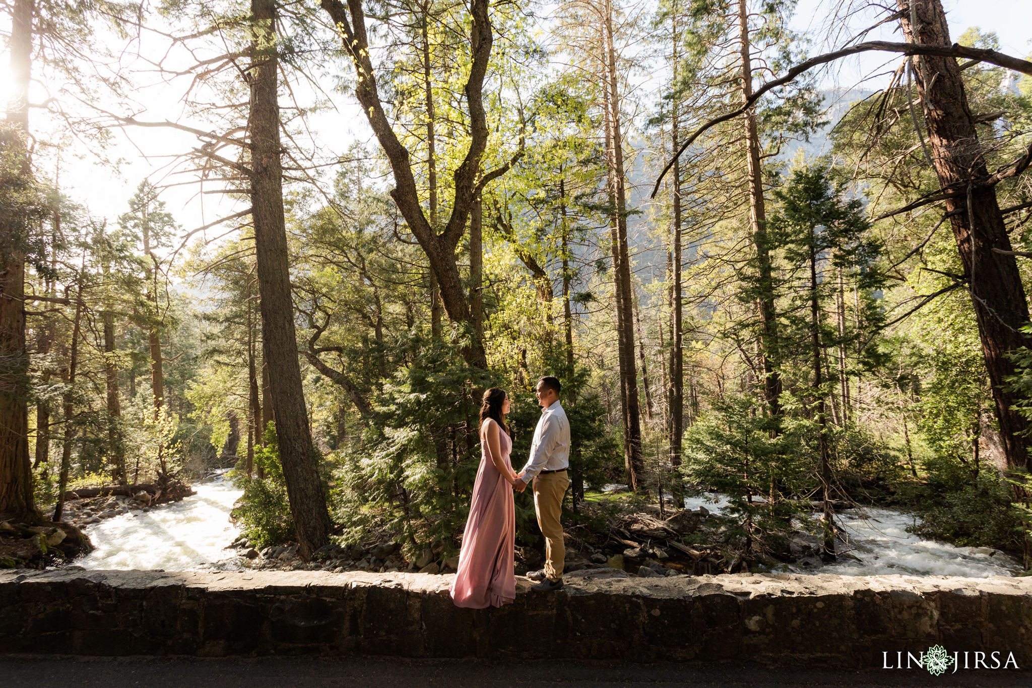 05 Yosemite National Park Travel Destination Engagement Photography
