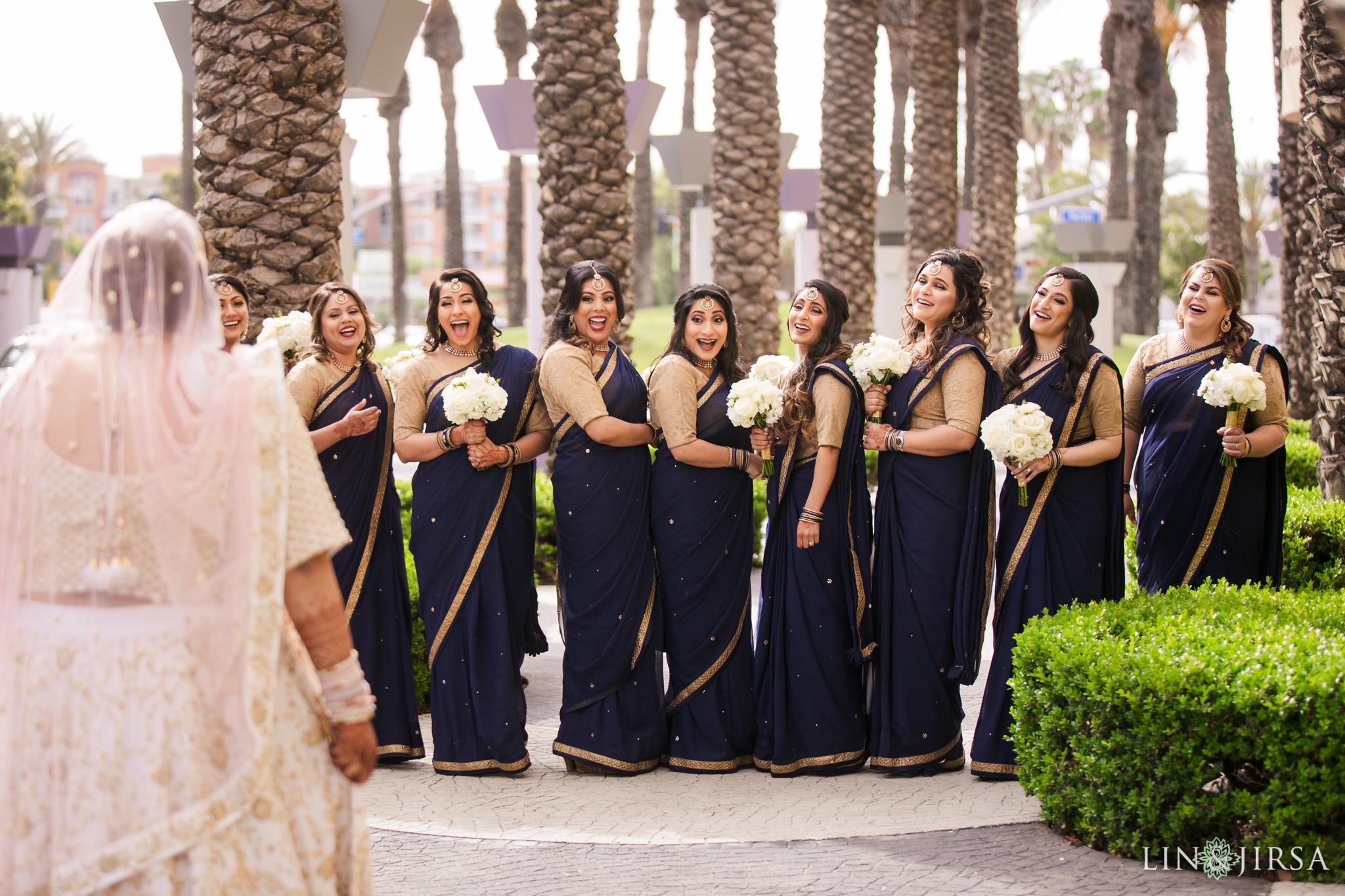 06 Hyatt Regency Orange County Indian Wedding Photography