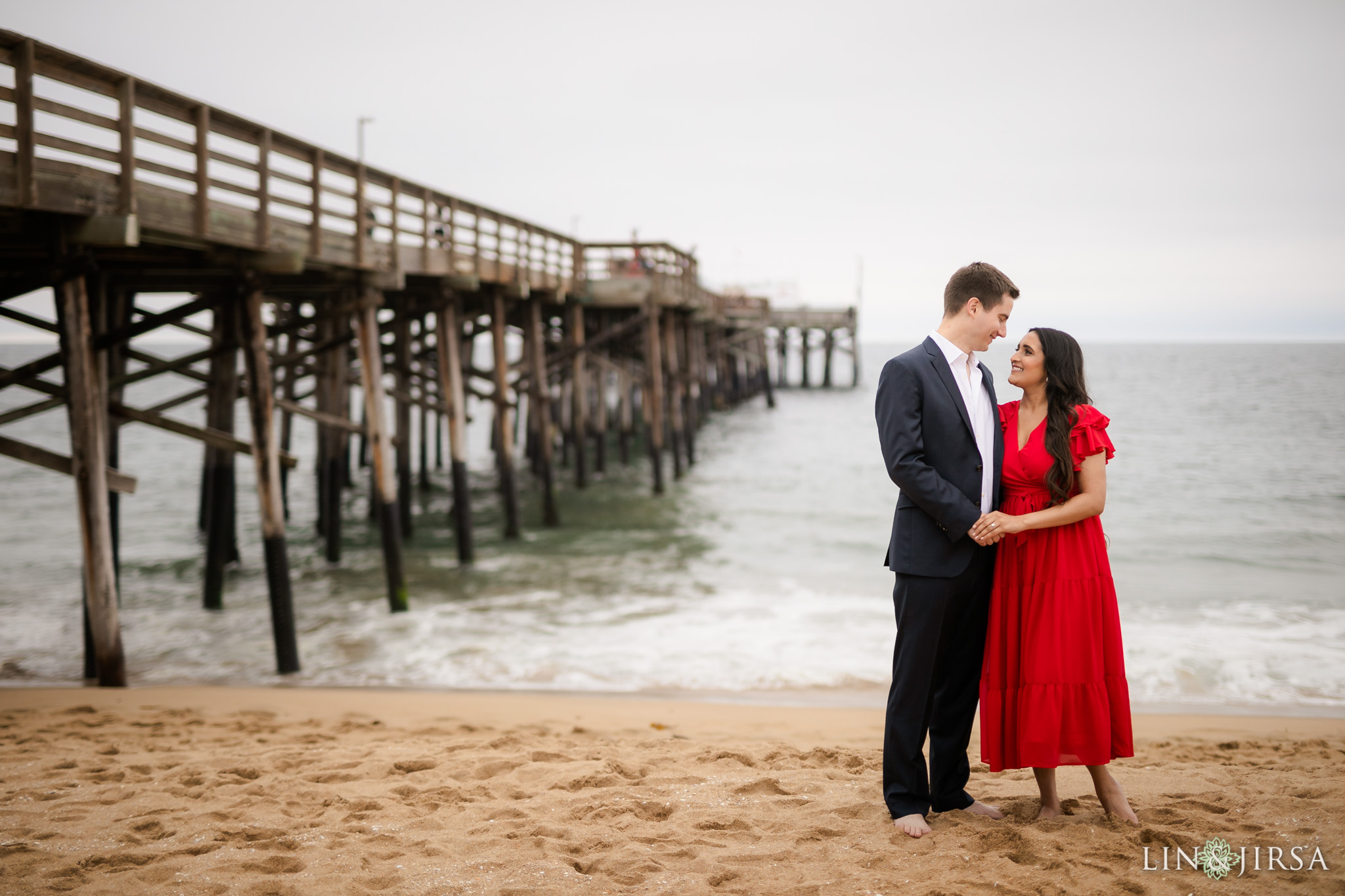 07 Newport Beach Orange County Engagement Photographer