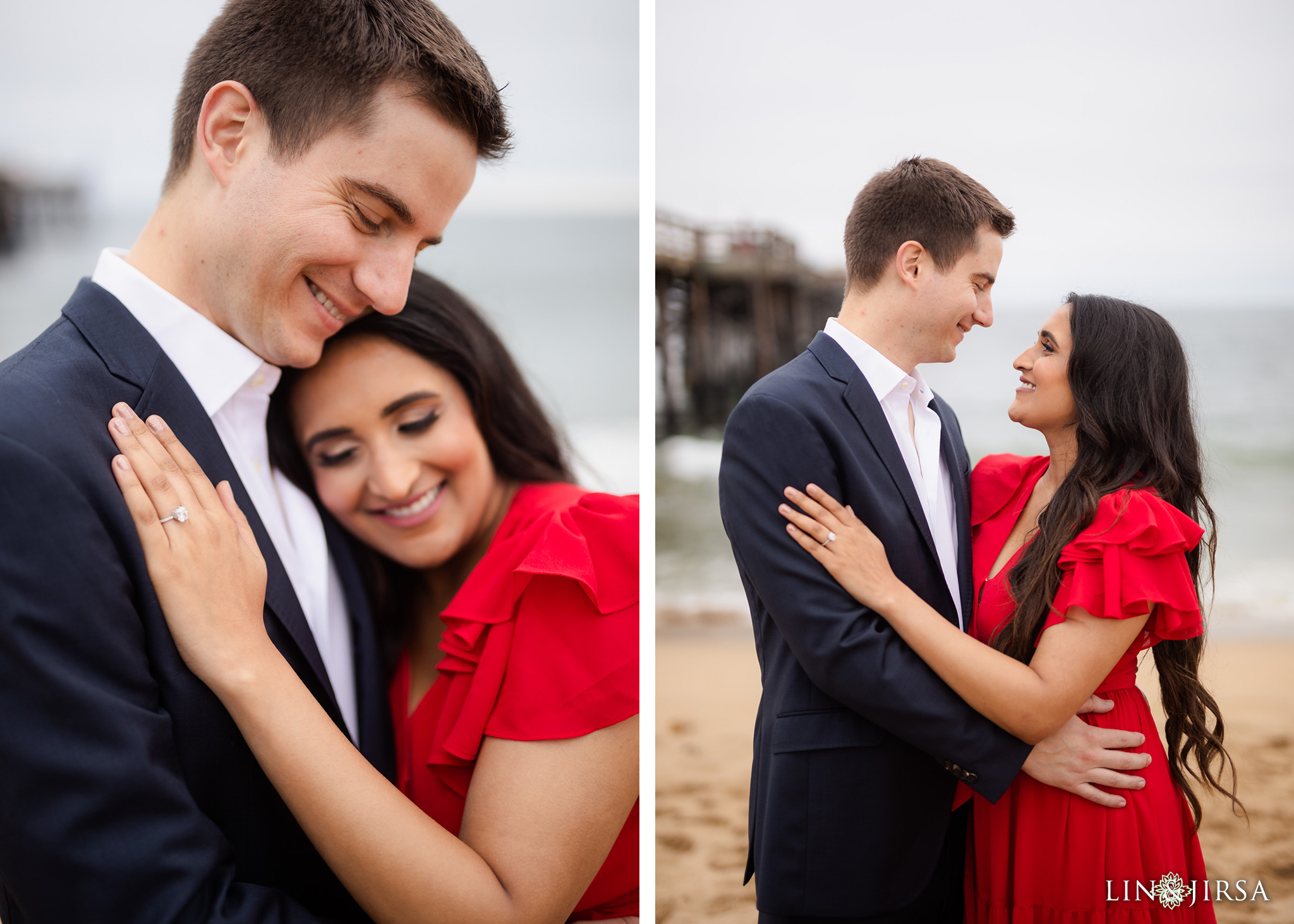 08 Newport Beach Orange County Engagement Photographer