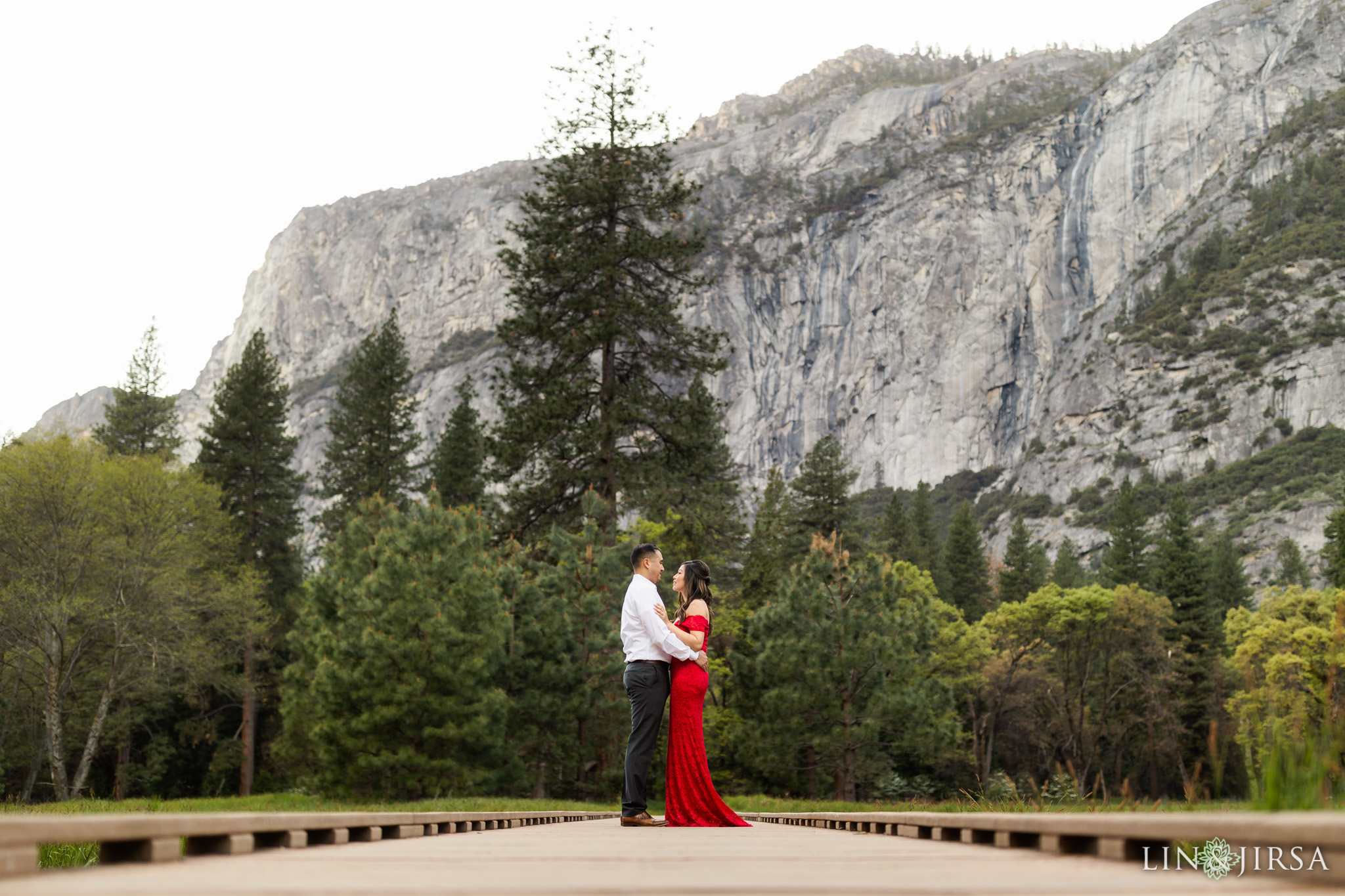 08 Yosemite National Park Travel Destination Engagement Photography