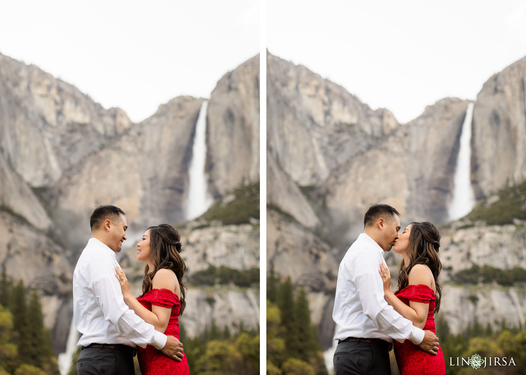 09 Yosemite National Park Travel Destination Engagement Photography