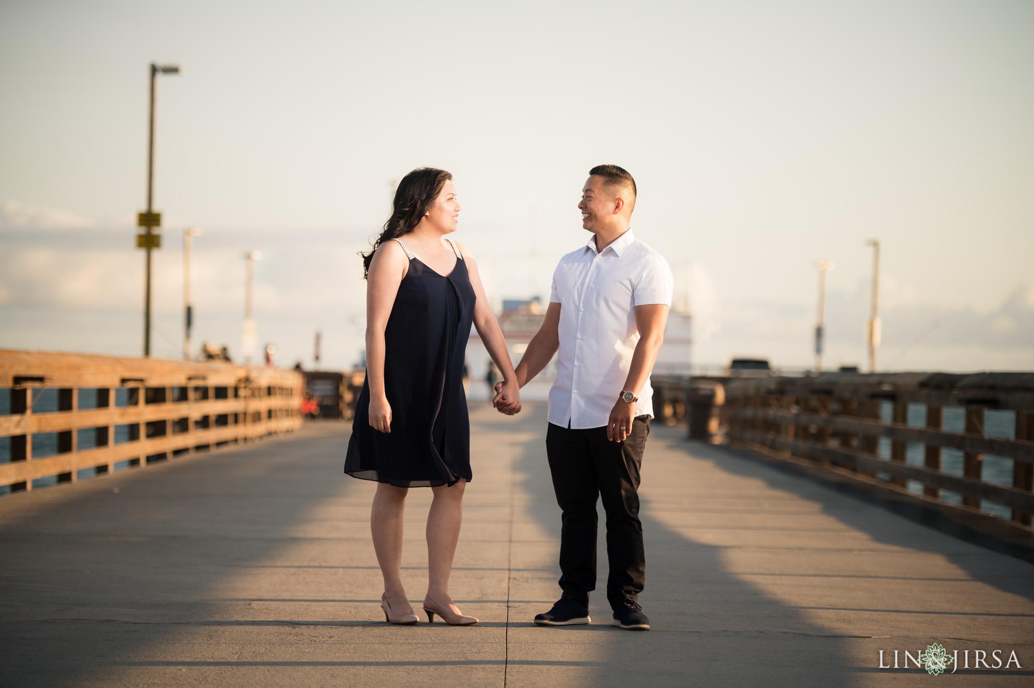10 Balboa Fun Zone Orange County Engagement Photography