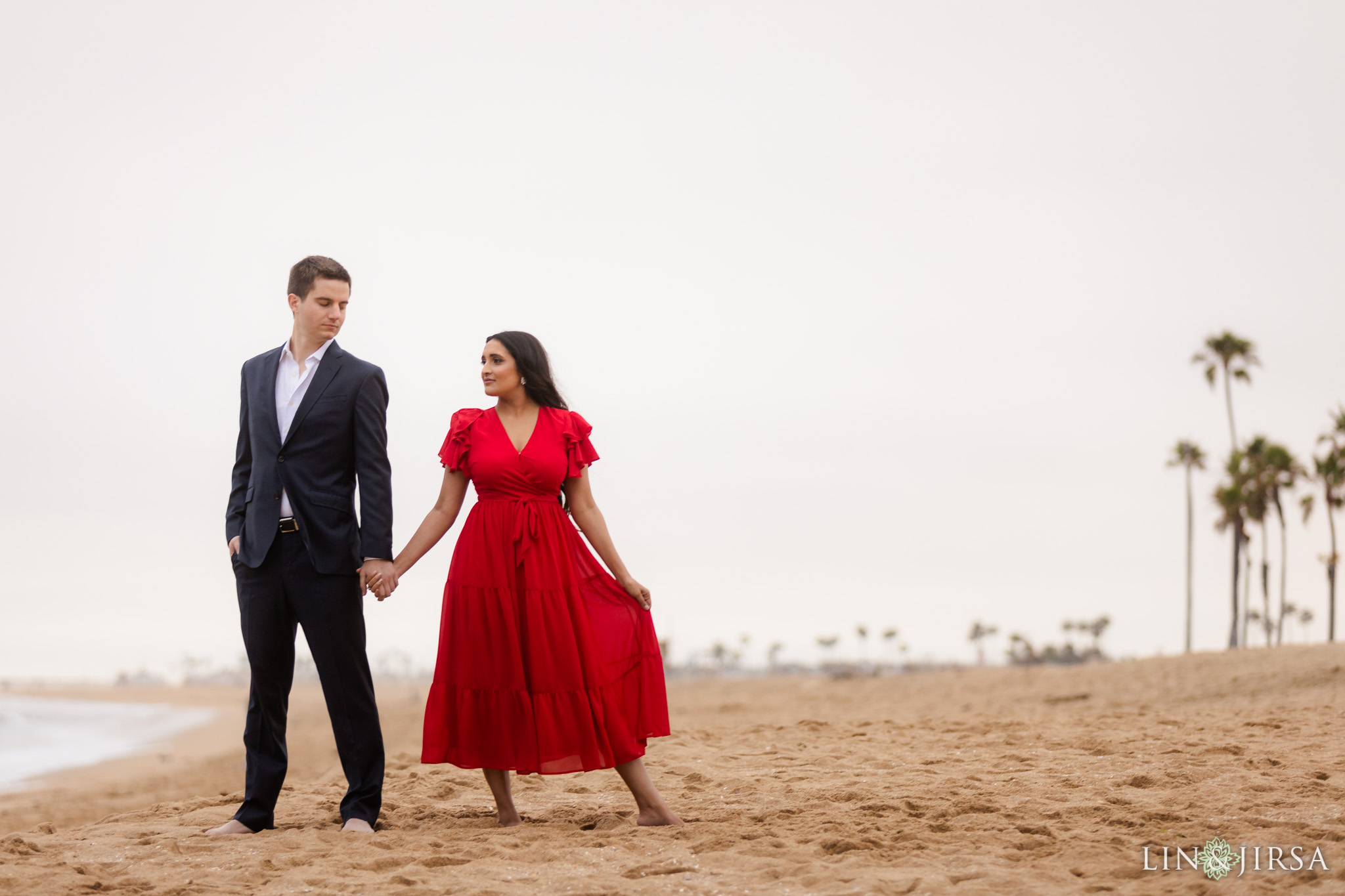 10 Newport Beach Orange County Engagement Photographer