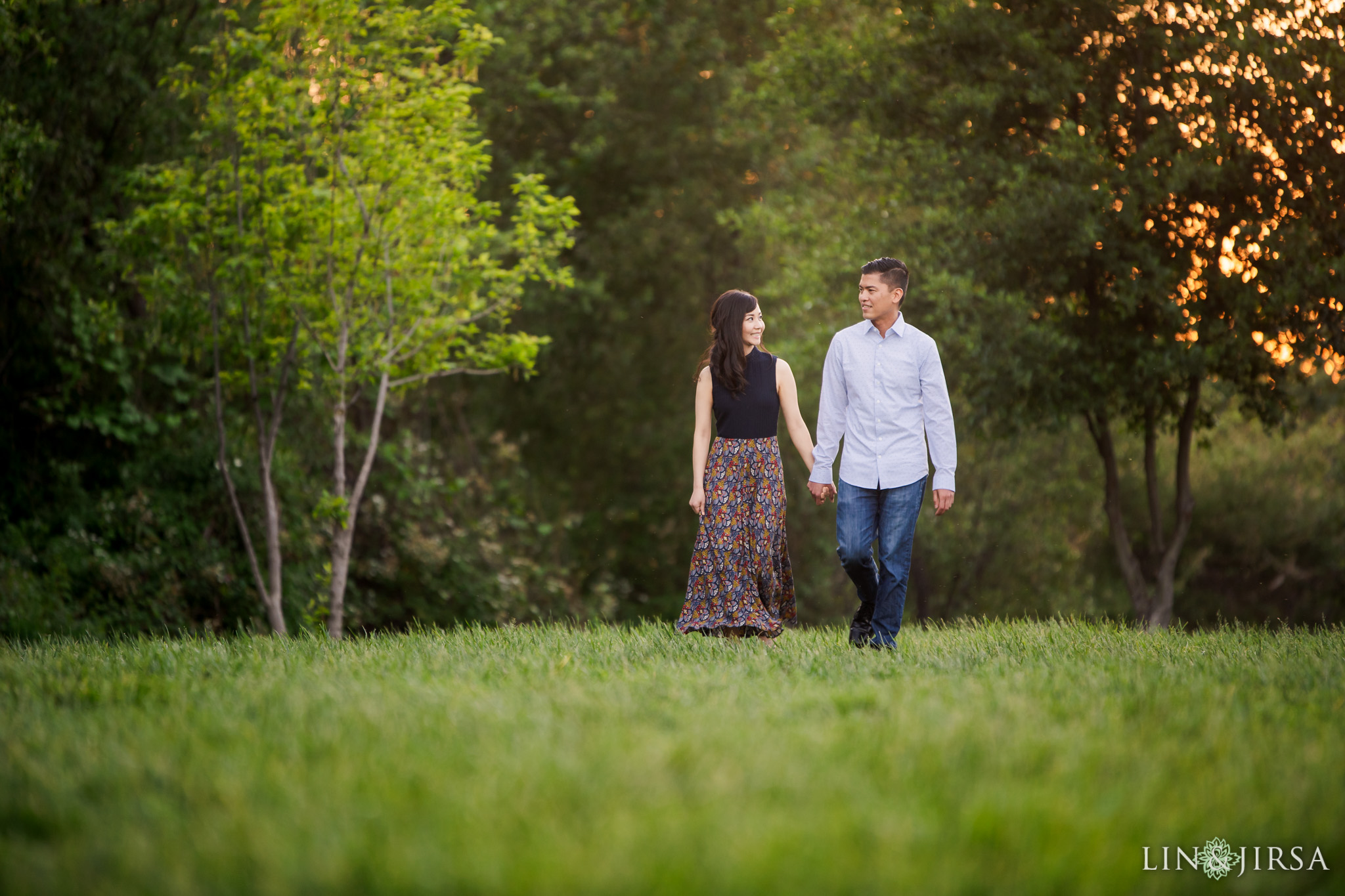 10 Vista Hermosa Natural Park Los Angeles Engagement Photography