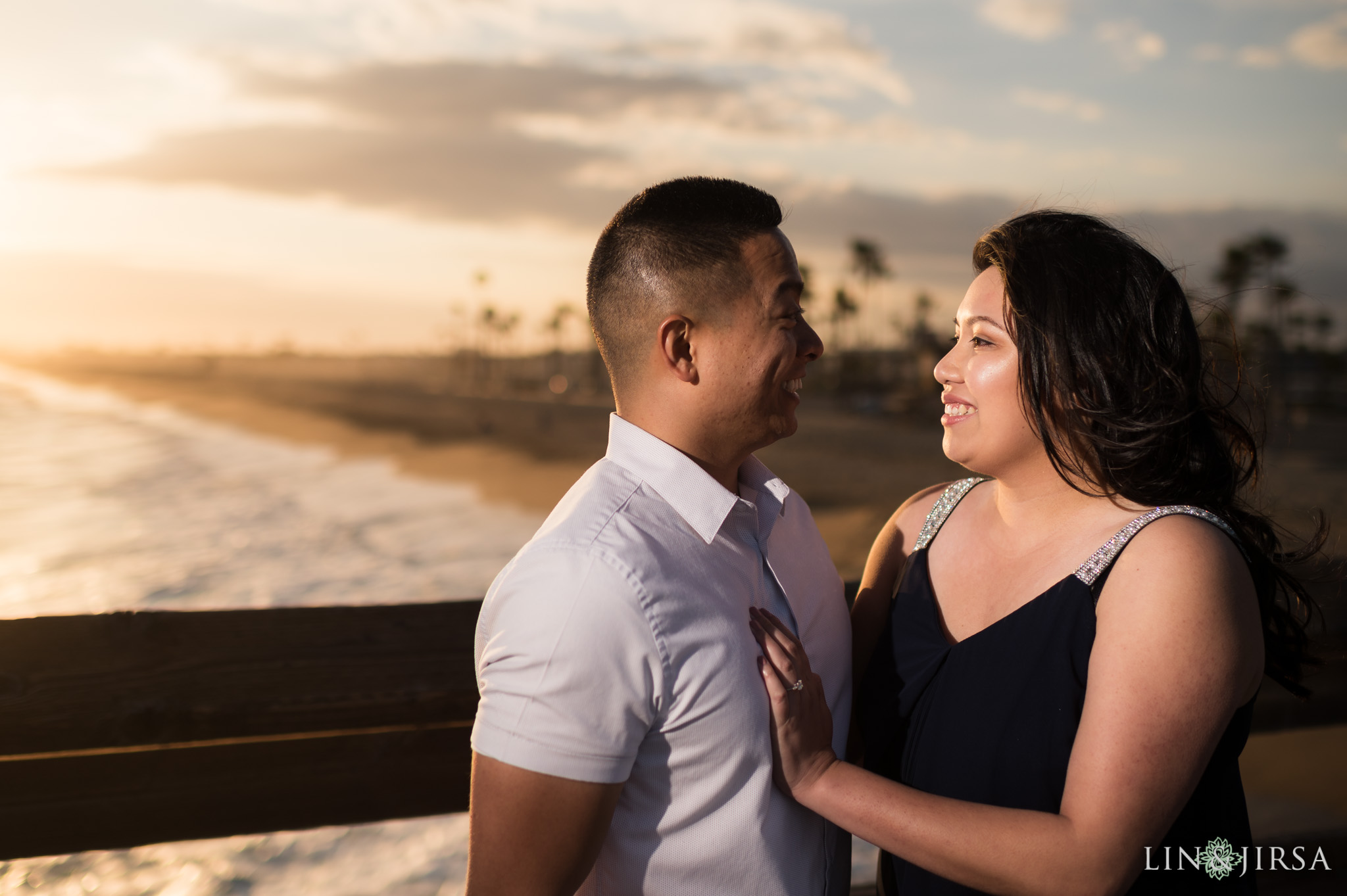 11 Balboa Fun Zone Orange County Engagement Photography