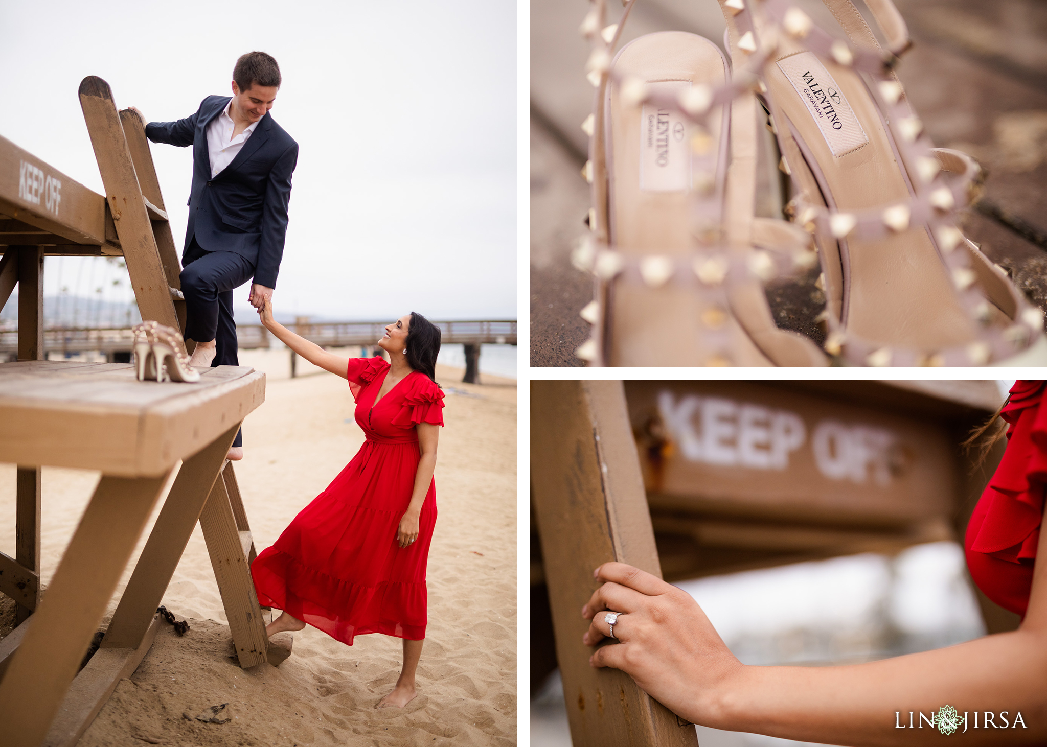 11 Newport Beach Orange County Engagement Photographer