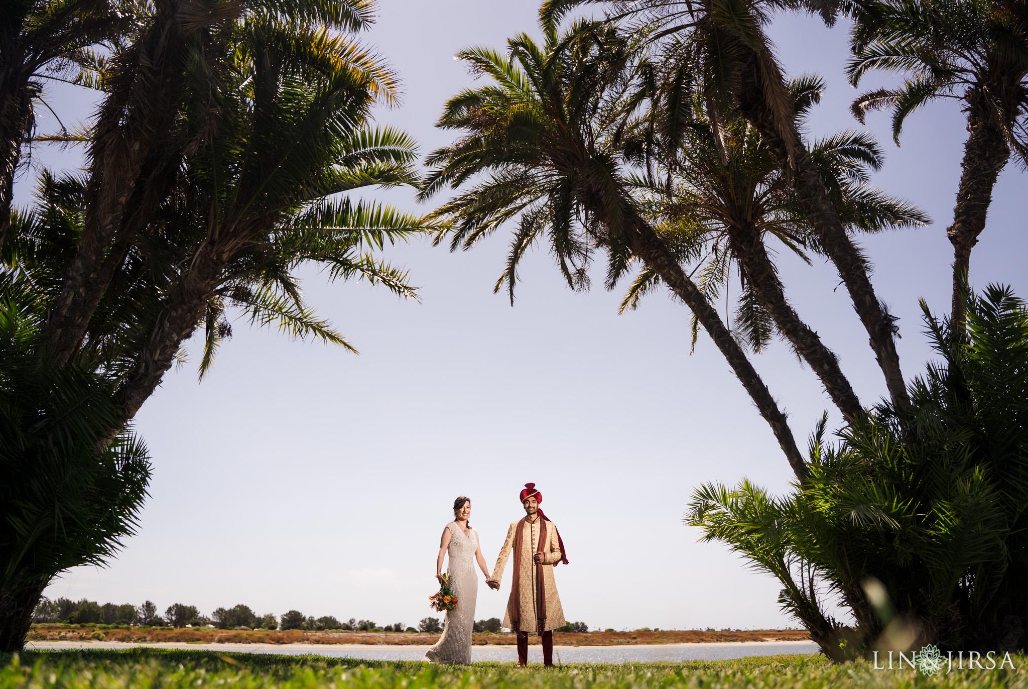12 Hilton Mission Bay San Diego South Asian Wedding Photography