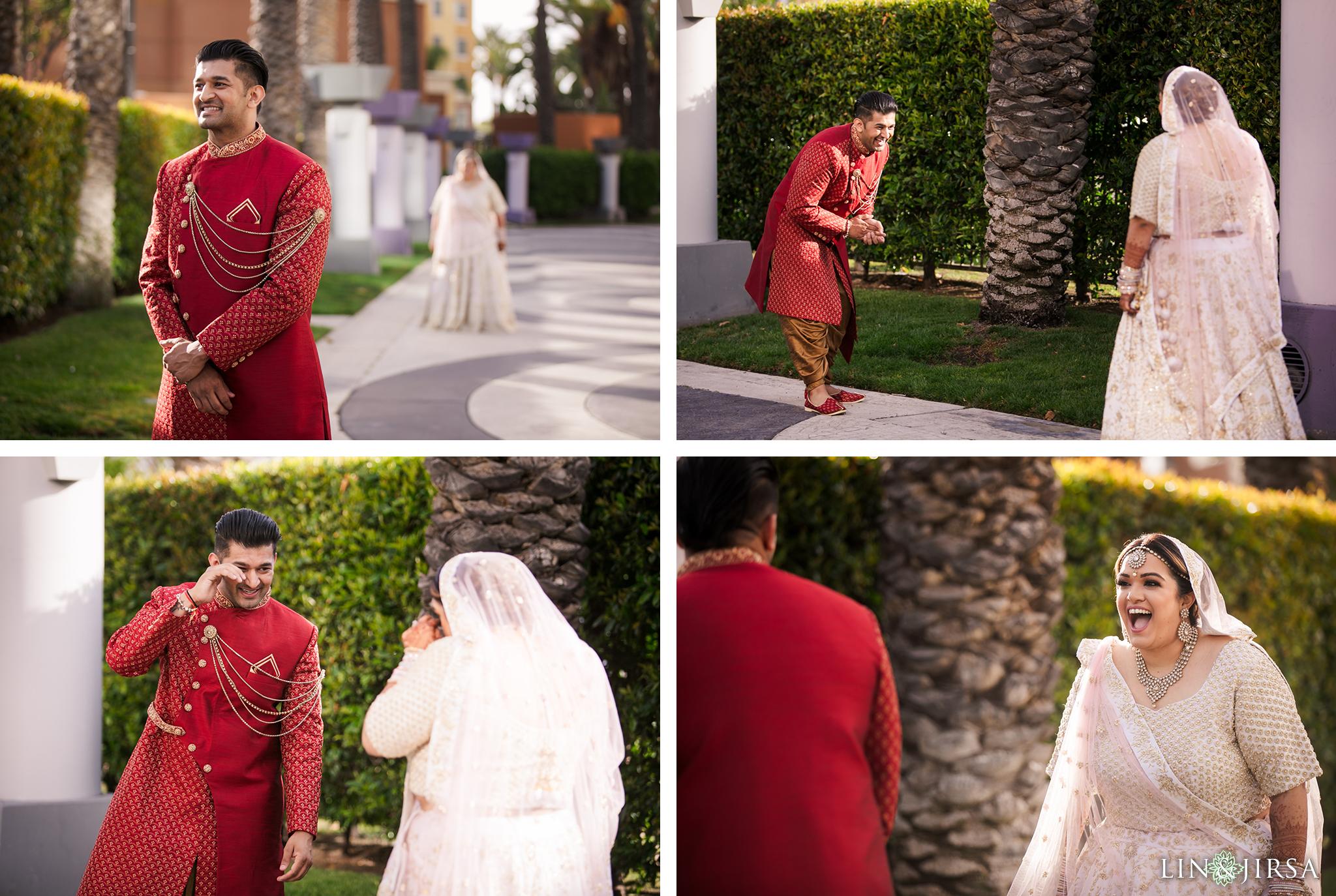 12 Hyatt Regency Orange County Indian Wedding Photography