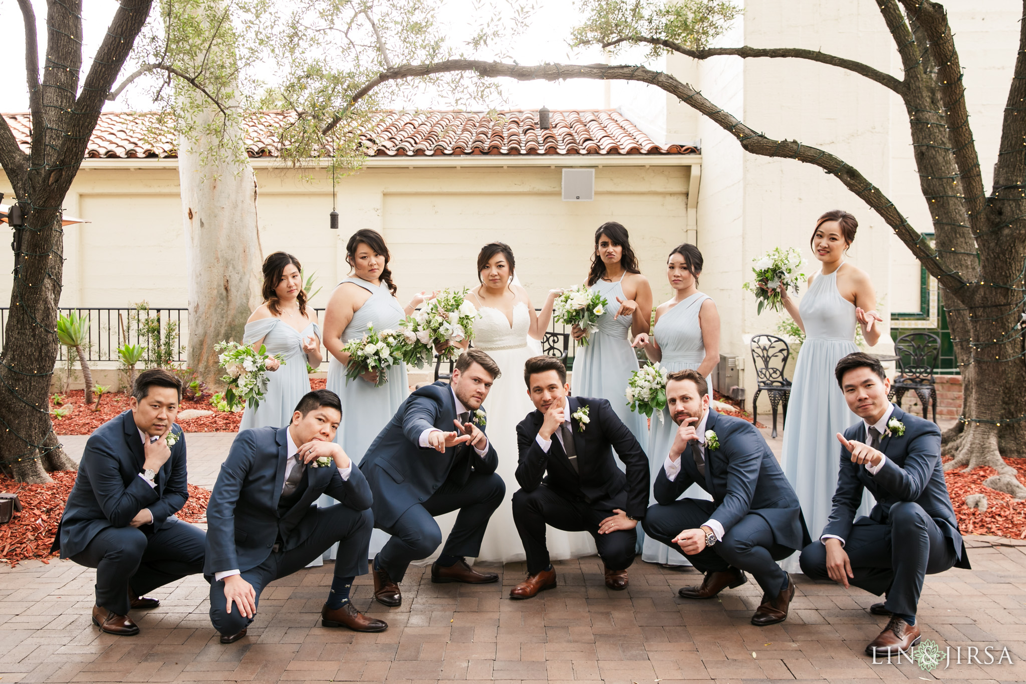 12 Padua Hills Claremont Wedding Photography