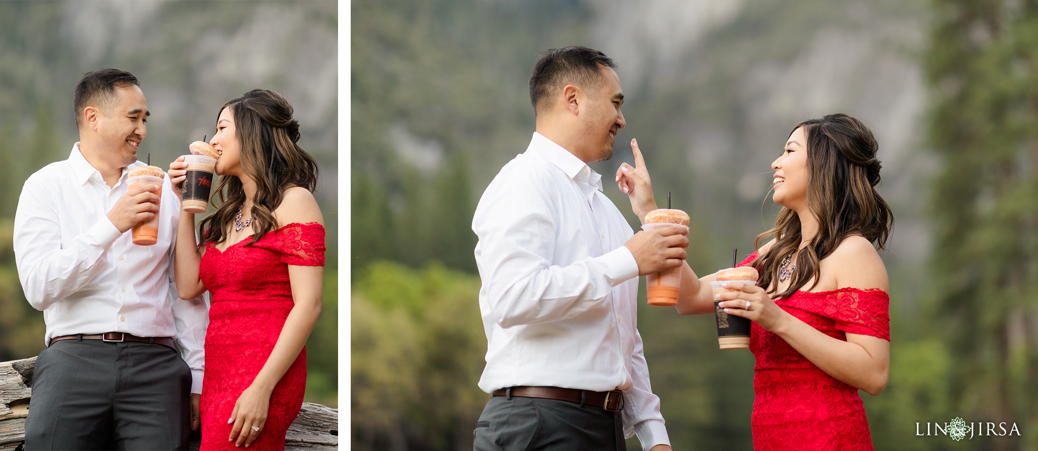 12 Yosemite National Park Travel Destination Engagement Photography