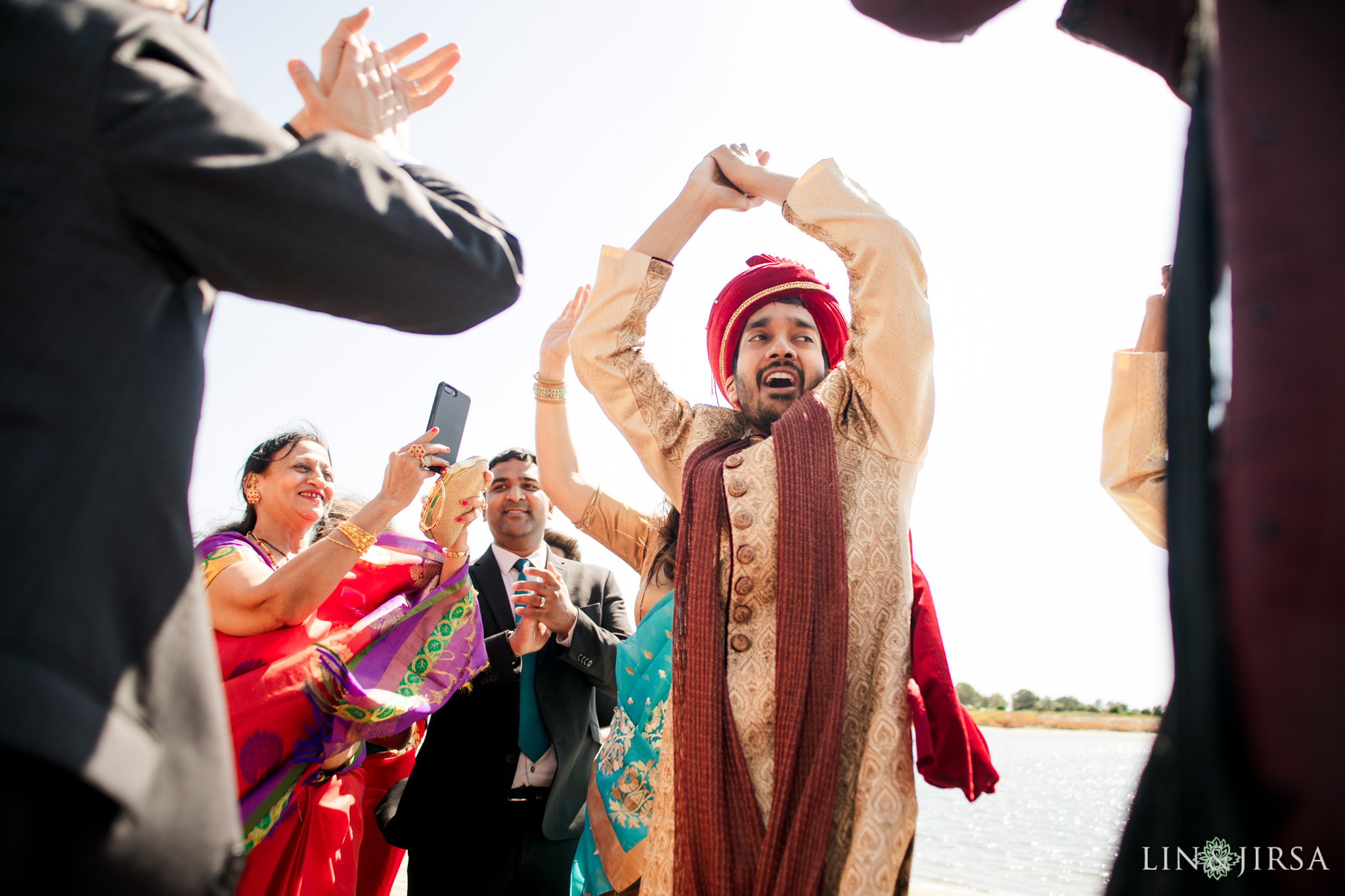 13 Hilton Mission Bay San Diego South Asian Wedding Photography