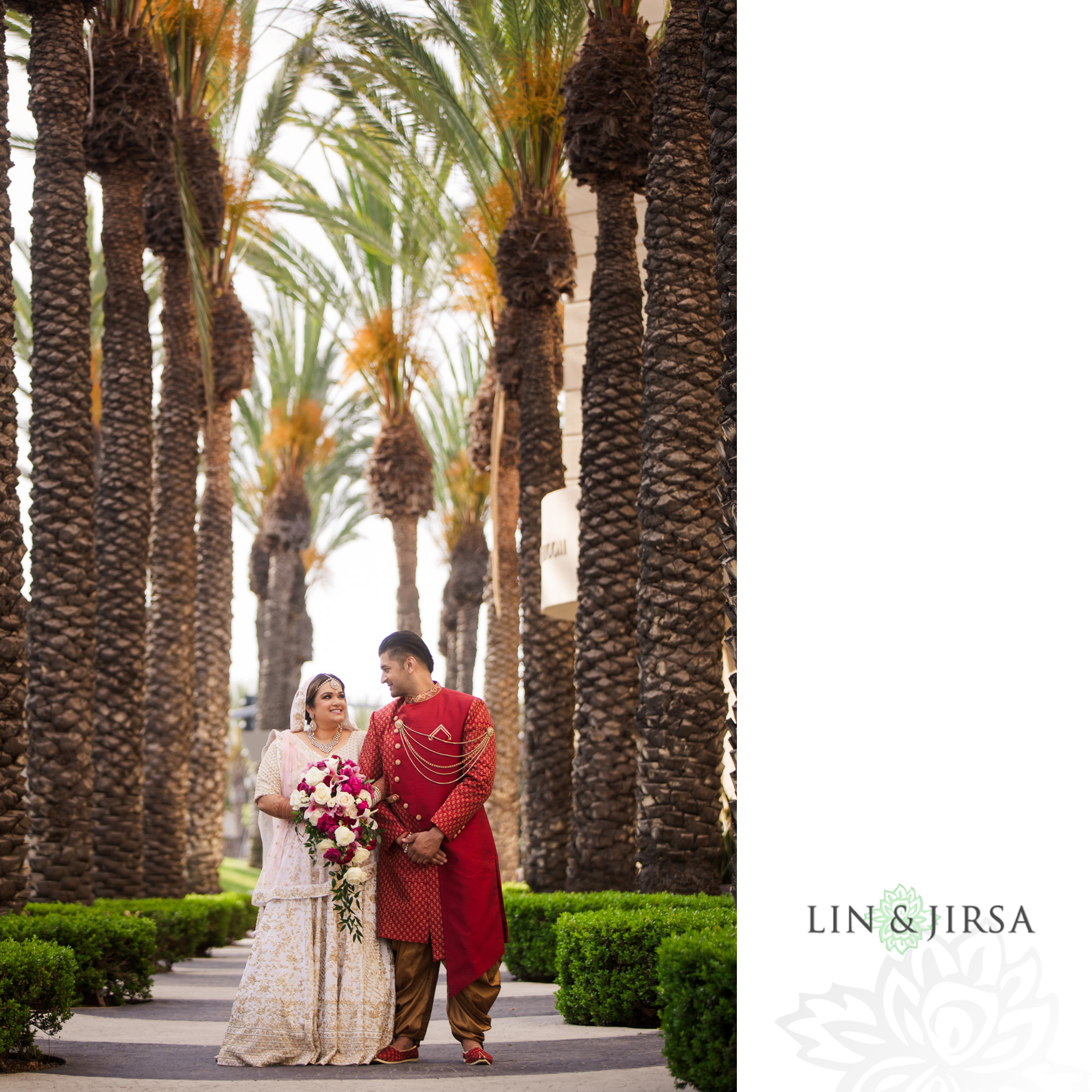 13 Hyatt Regency Orange County Indian Wedding Photography