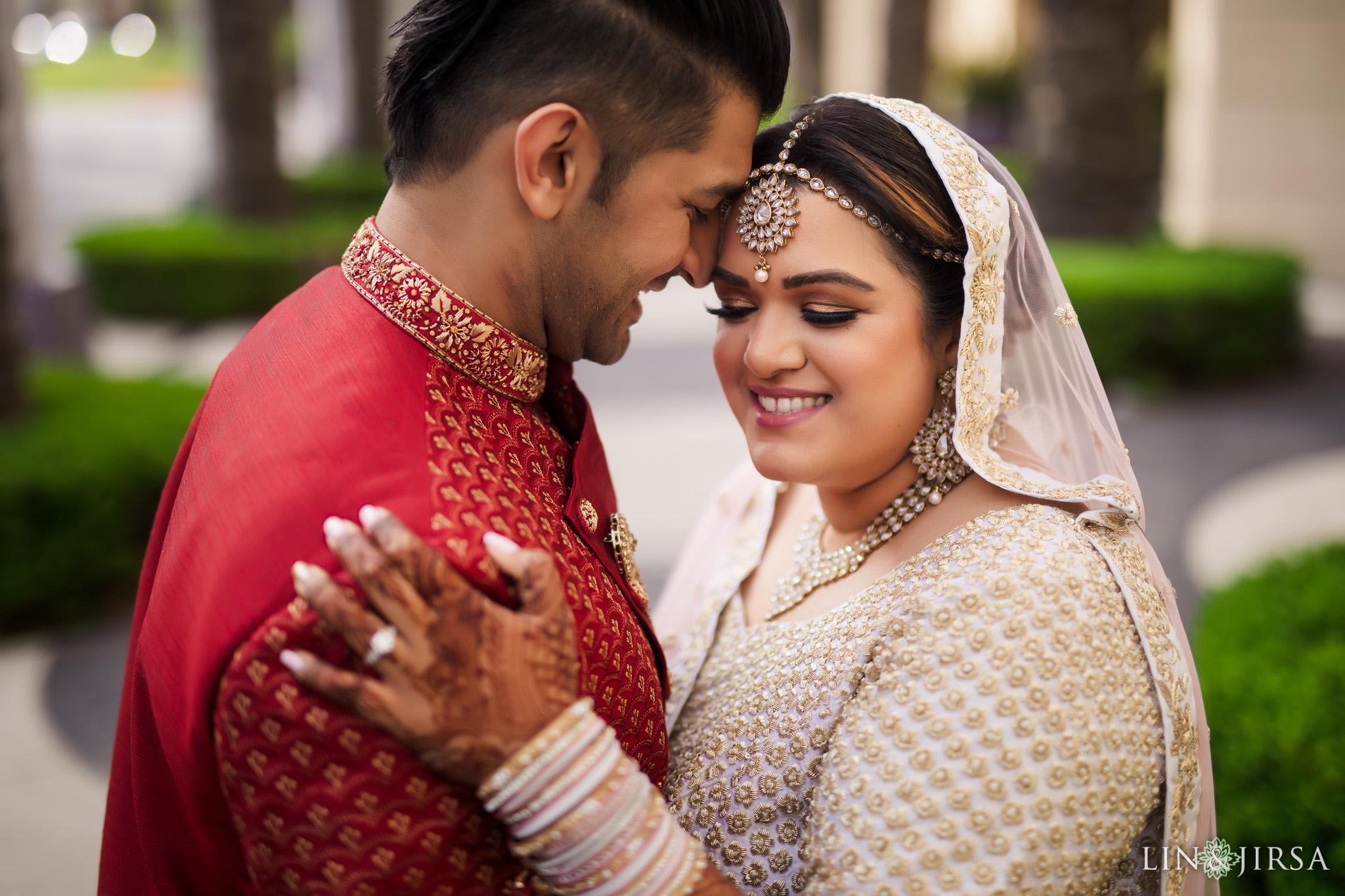 14 Hyatt Regency Orange County Indian Wedding Photography