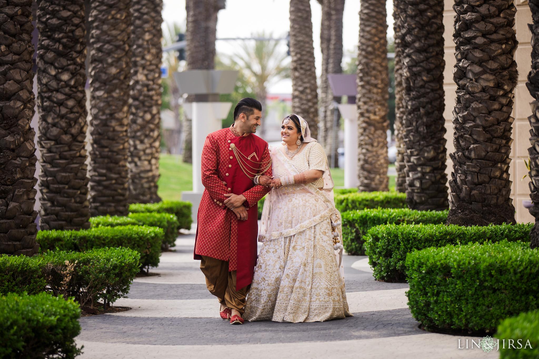 15 Hyatt Regency Orange County Indian Wedding Photography