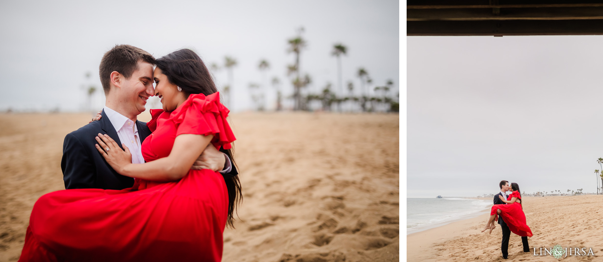 15 Newport Beach Orange County Engagement Photographer