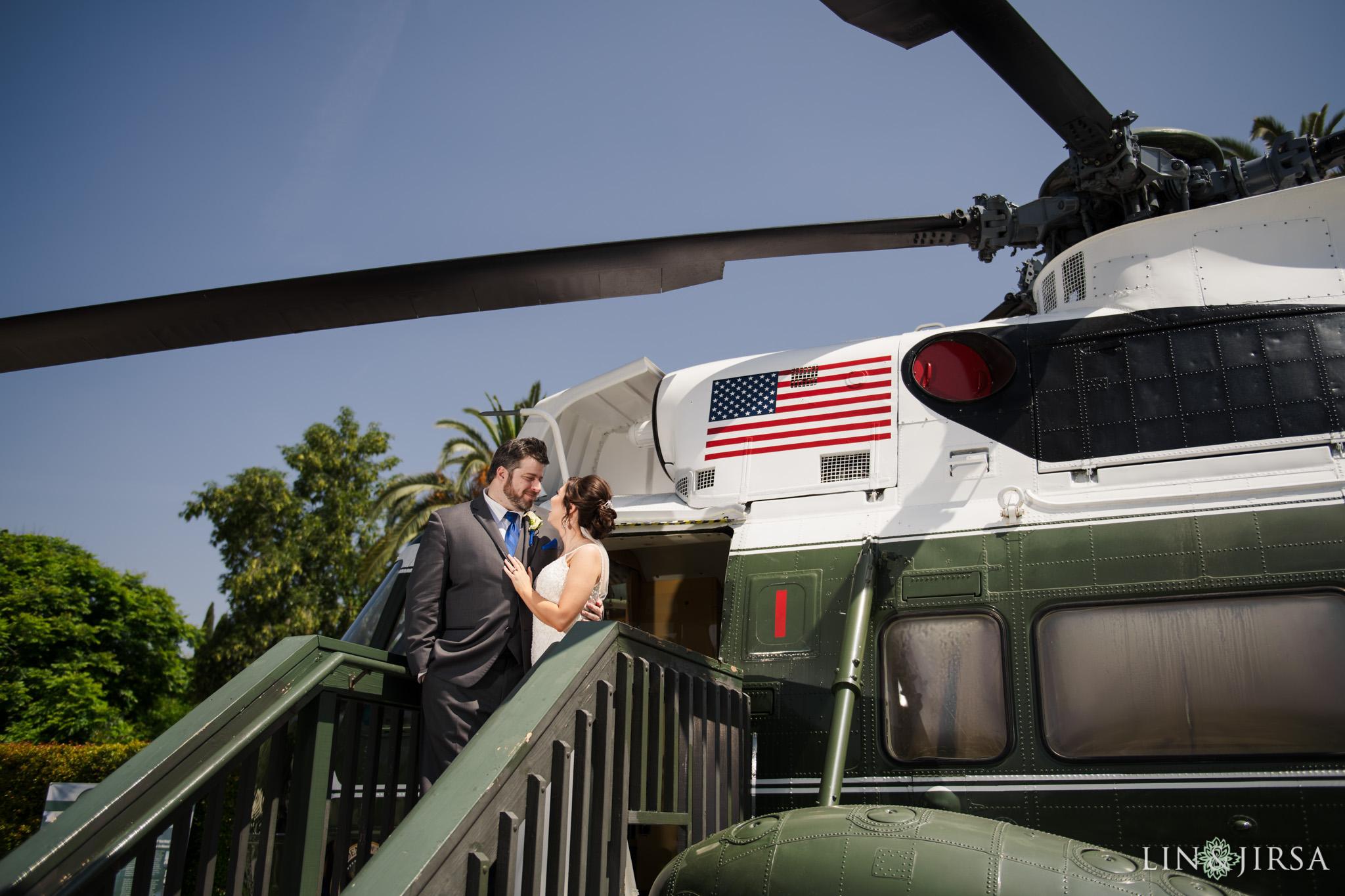 15 Richard Nixon Library Wedding Photographer