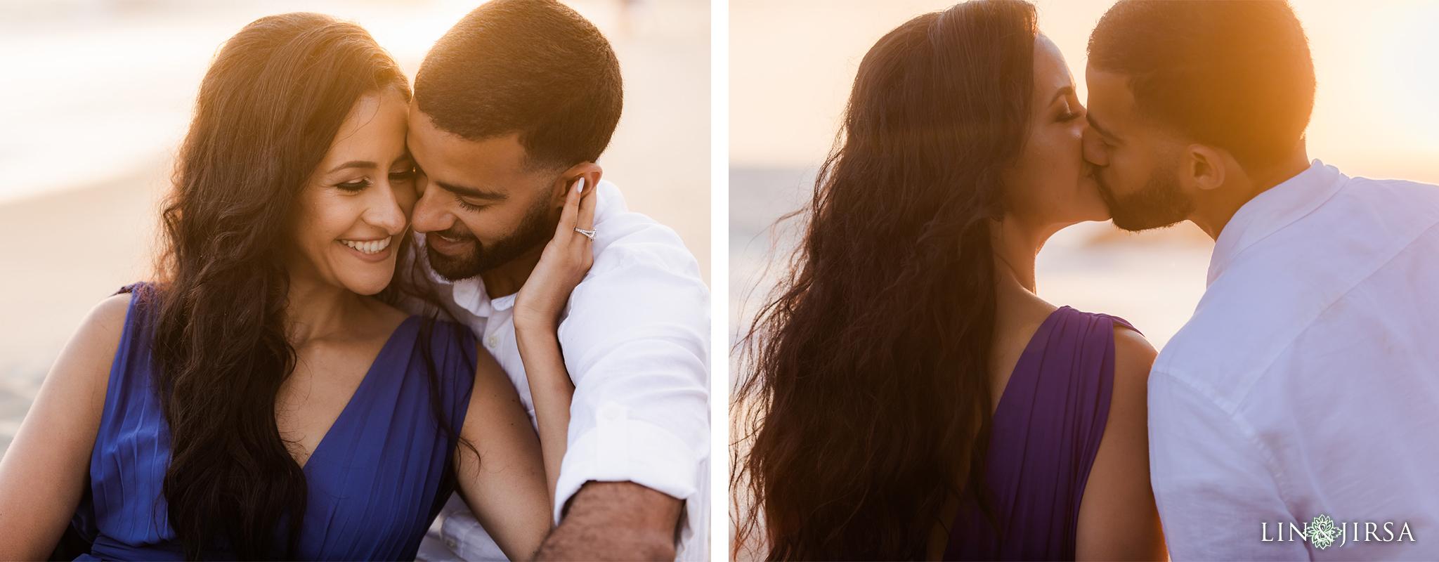 16 Victoria Beach Sunset Engagement Photographer