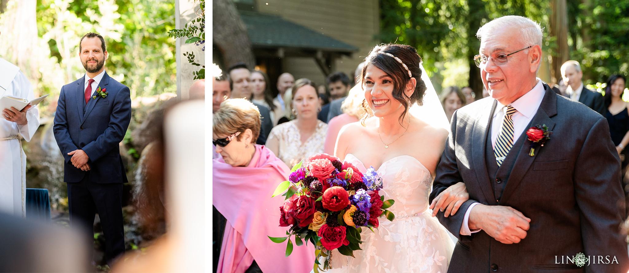 18 Calamigos Rancho Malibu Wedding Photography