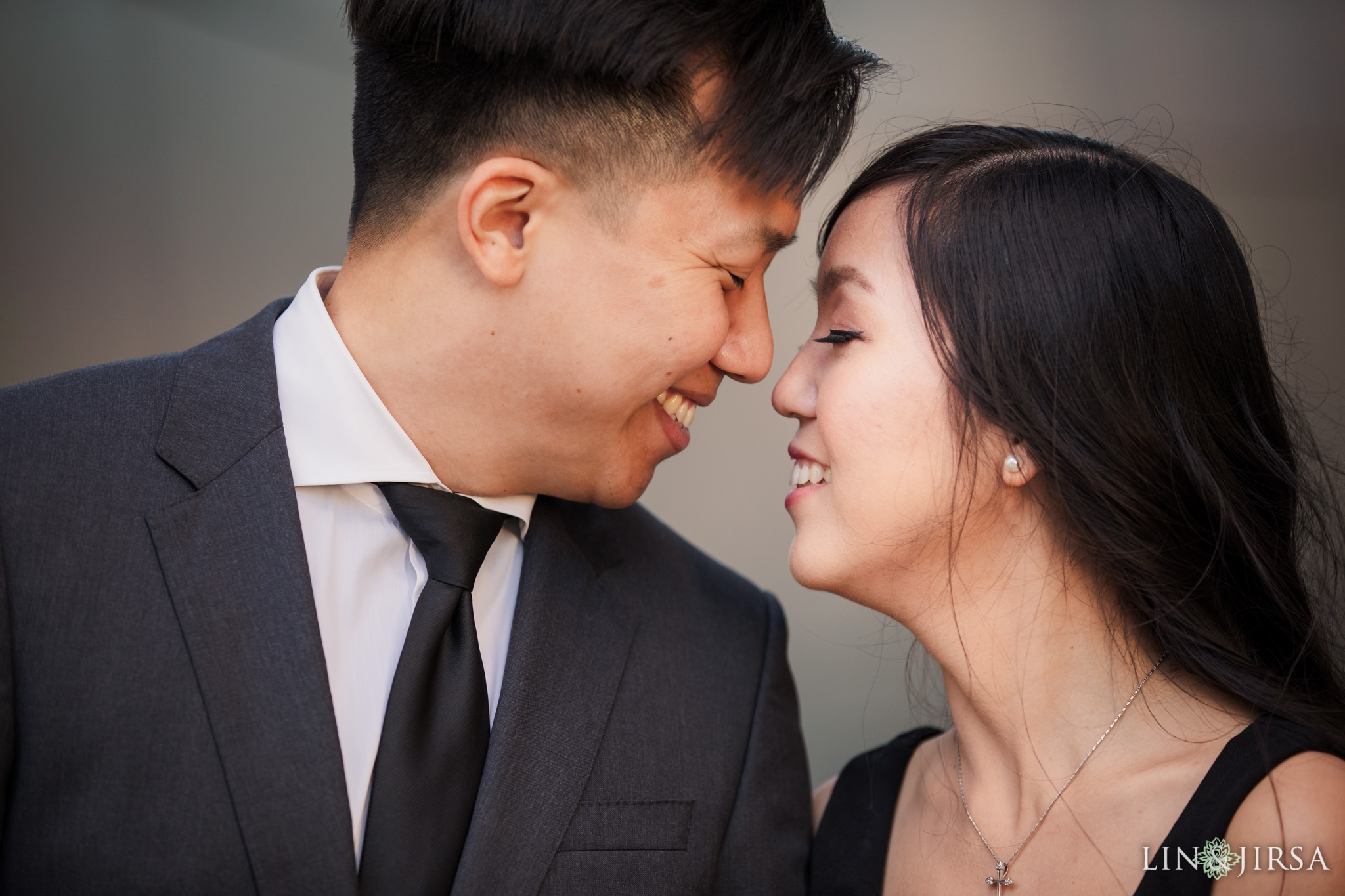 18 Downtown Los Angeles Engagement Photography