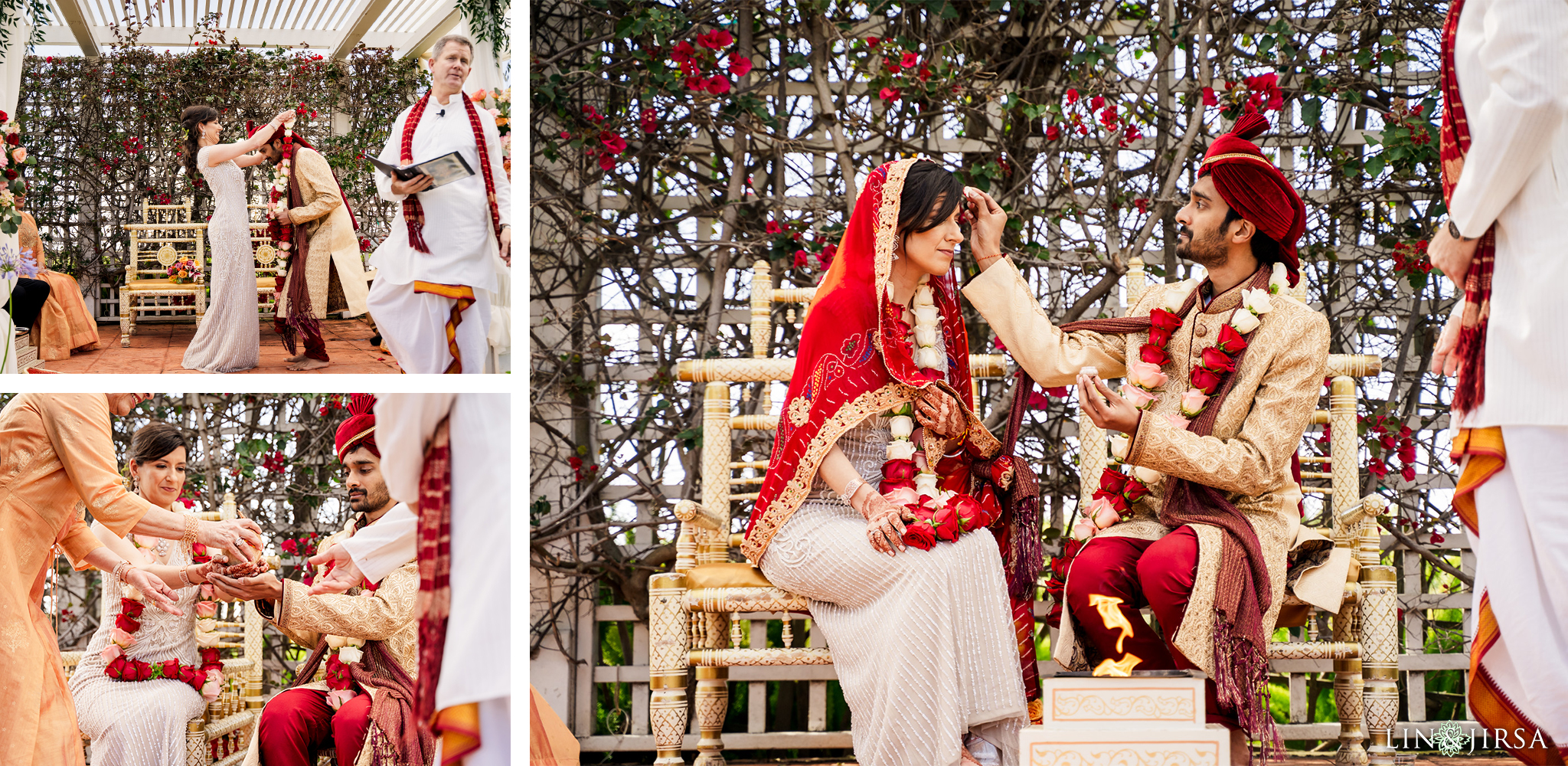 18 Hilton Mission Bay San Diego South Asian Wedding Photography