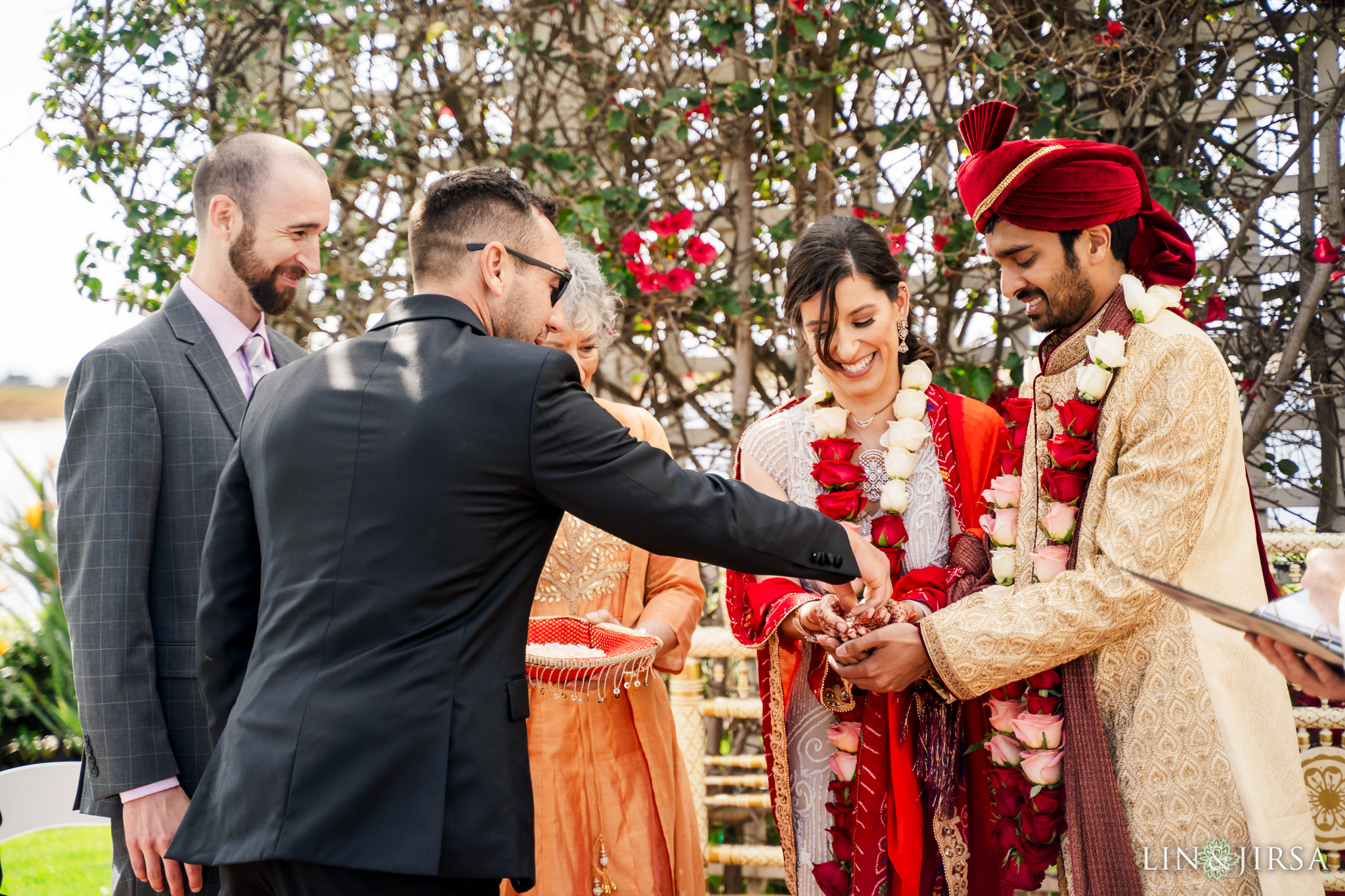 19 Hilton Mission Bay San Diego South Asian Wedding Photography