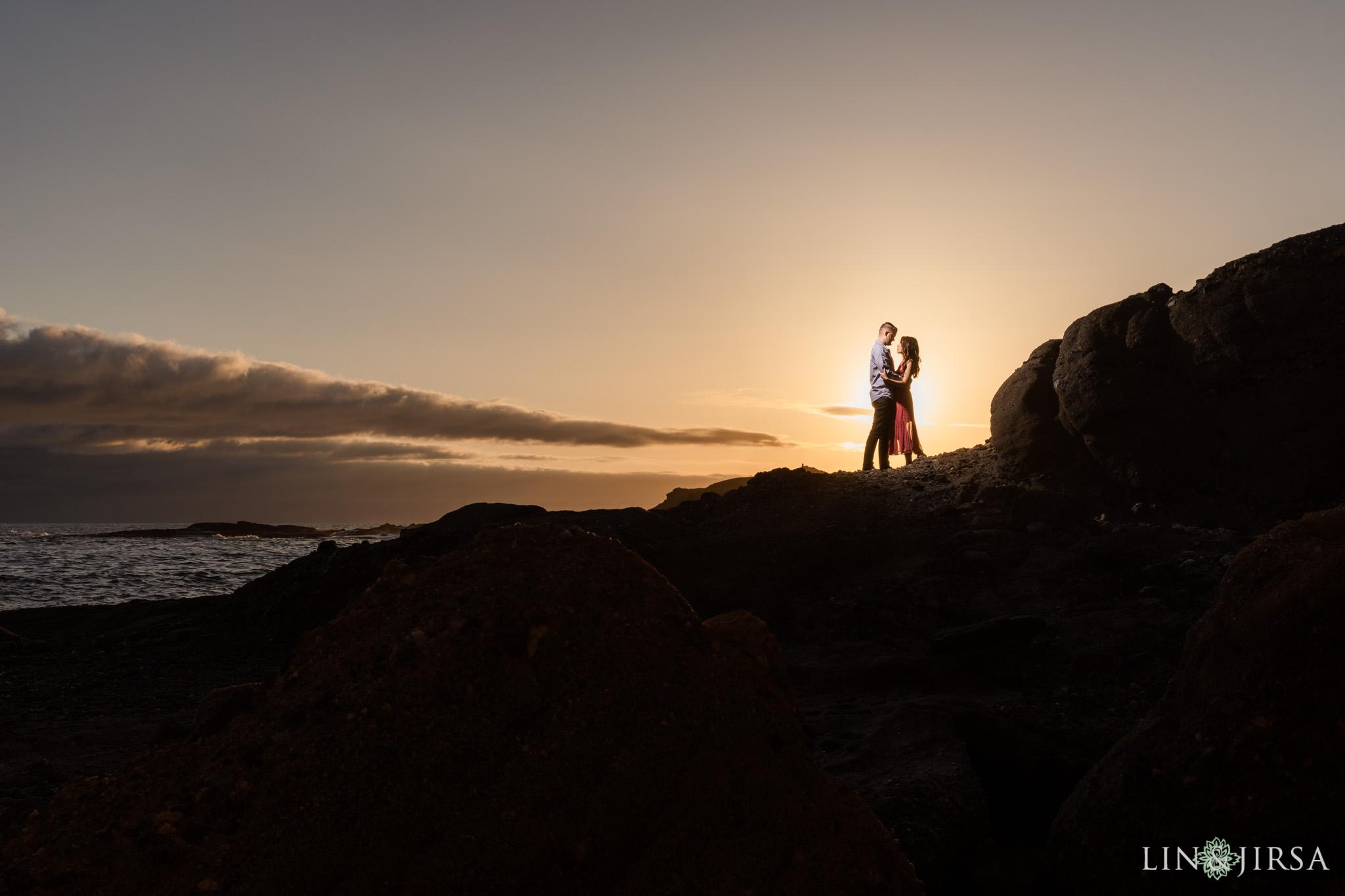 19 Laguna Beach Engagement Photography