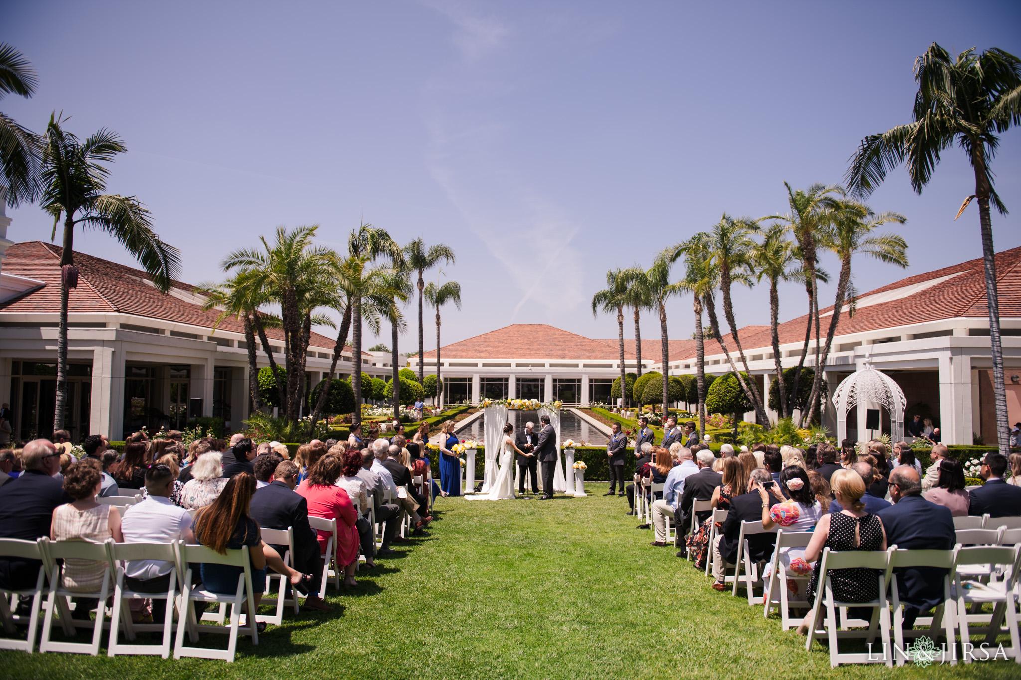 19 Richard Nixon Library Wedding Photographer