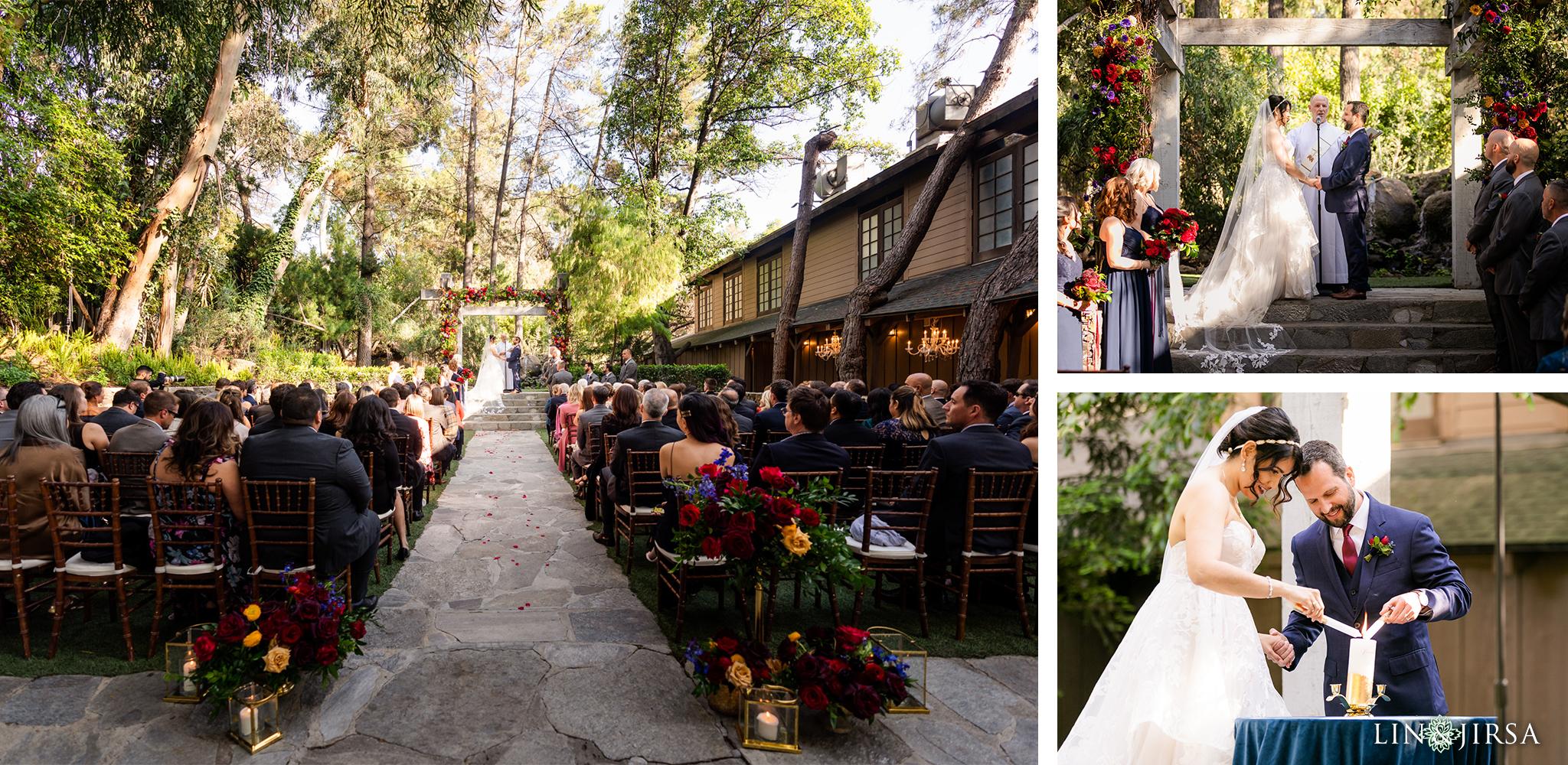 20 Calamigos Rancho Malibu Wedding Photography