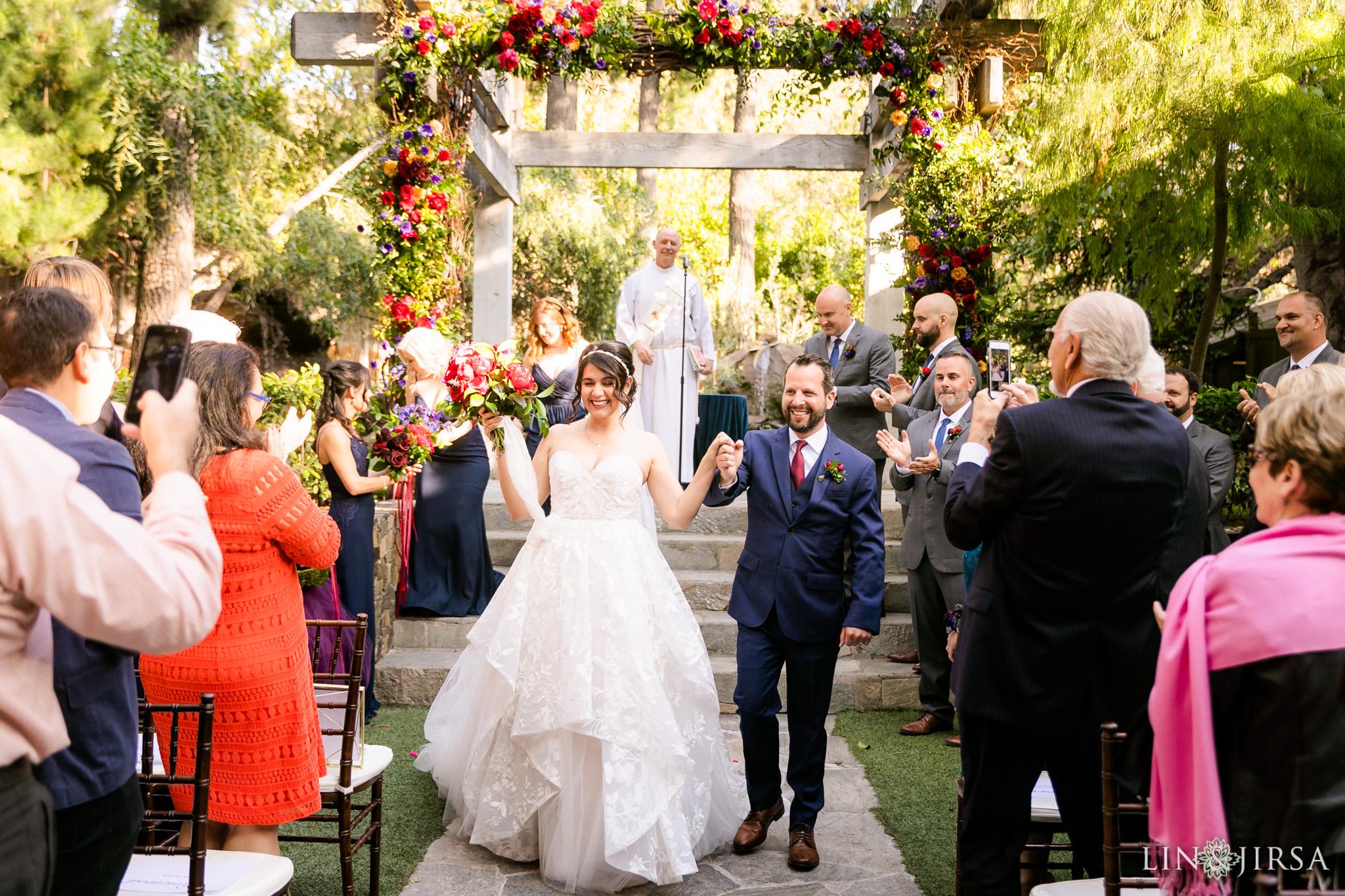 21 Calamigos Rancho Malibu Wedding Photography
